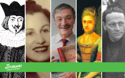 7 escritores 'clásicos' en lengua asturleonesa