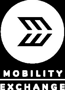Mobility Exchange Logo White