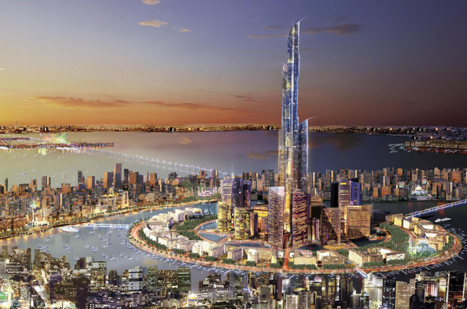4 Gulf Urban Projects
