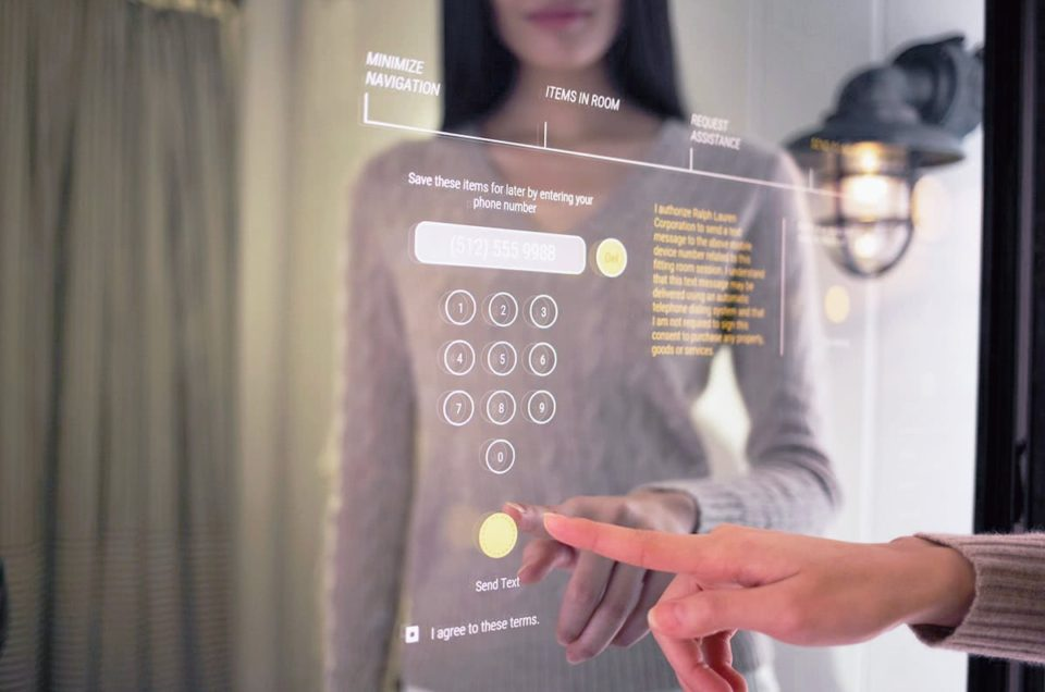 THE FUTURE OF RETAIL IS HUMAN