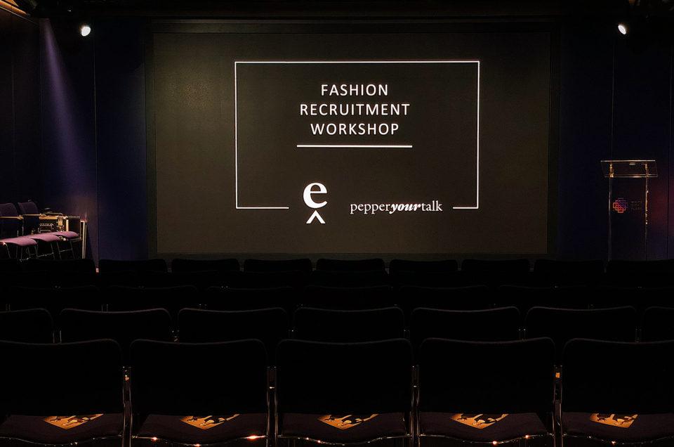 Fashion CV Workshop
