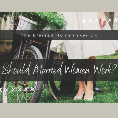 Should Married Women Work?
