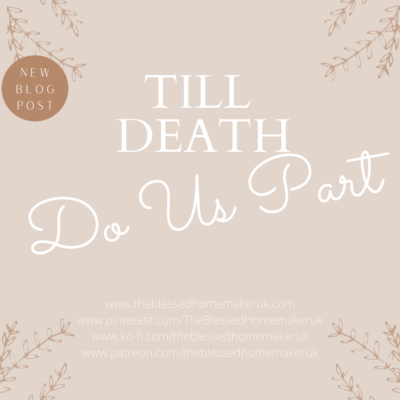 Till Death Do Us Part.