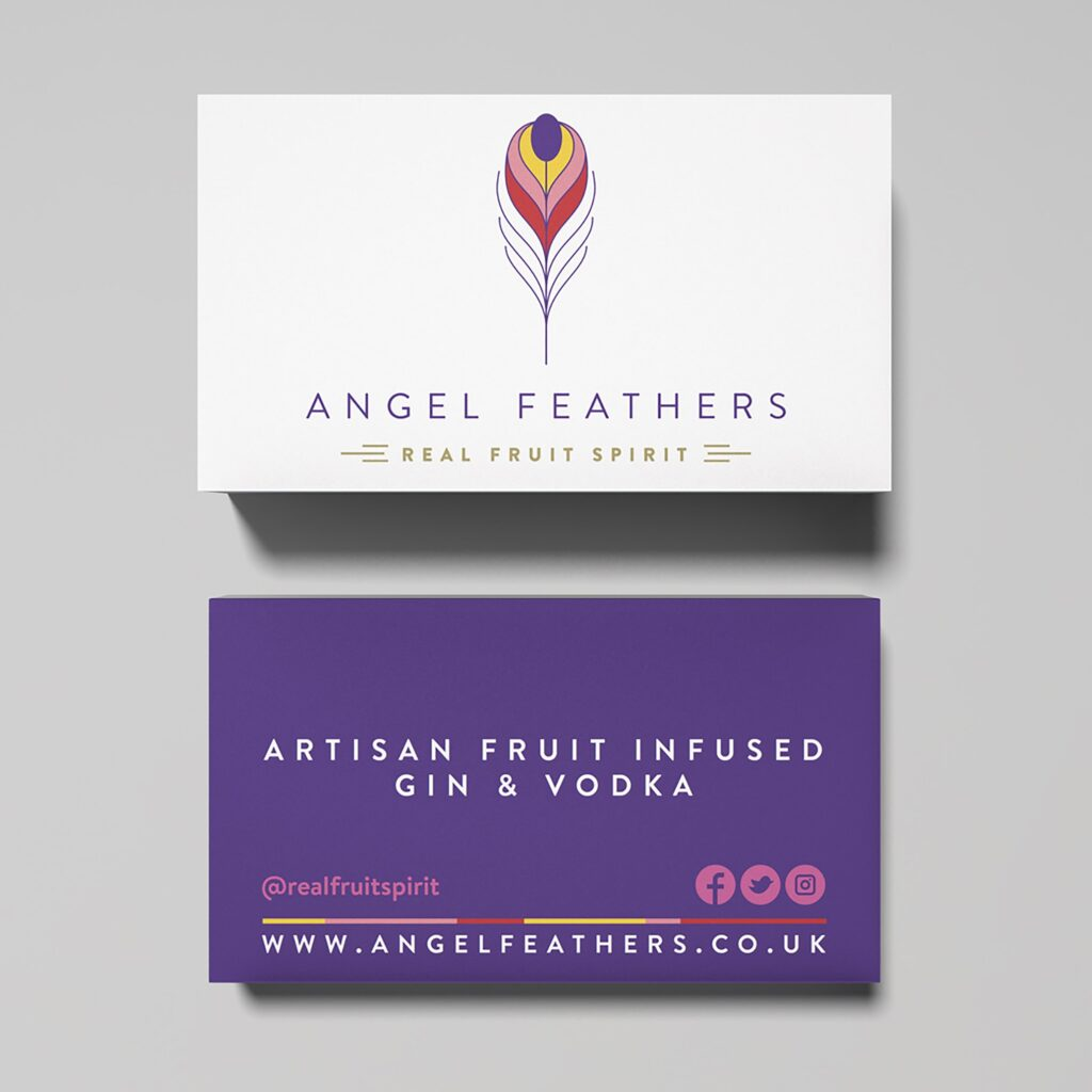 Good stationery design gives your business credibility