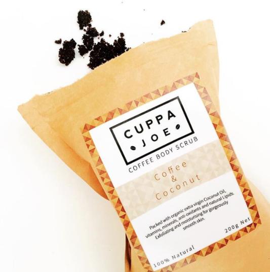 Benefits of using coffee as a scrub | Cuppa Joe Coffee & Coconut Scrub | Elle Blonde Luxury Lifestyle Destination Blog