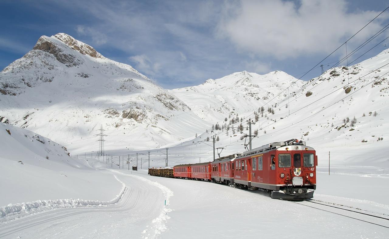 Switzerland | Winter Holiday Destination Travel Guide | Elle Blonde Luxury Lifestyle Destination Blog