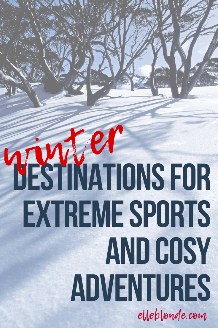 Winter Holiday Destination Travel Guide | Elle Blonde Luxury Lifestyle Destination Blog