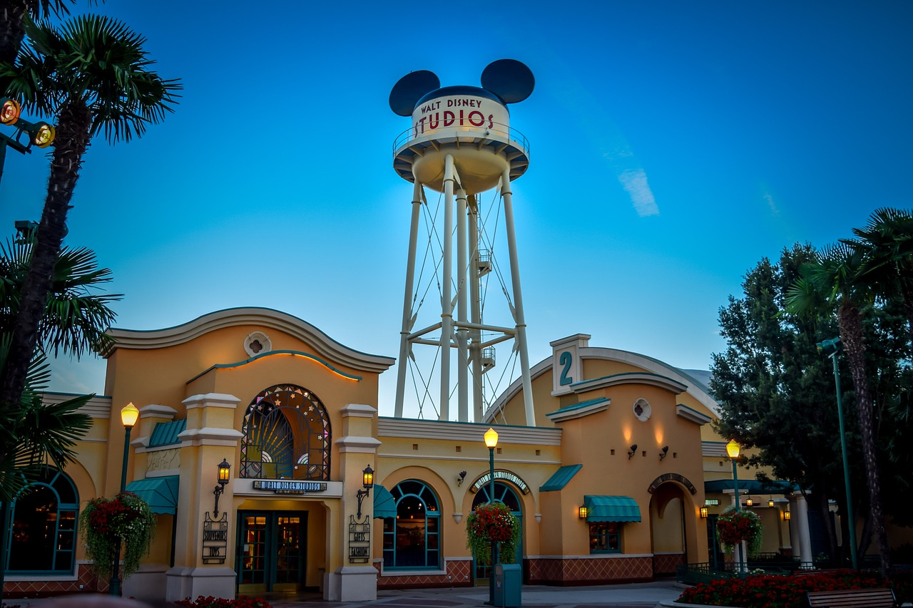 Walt Disney Studios | Why Paris is ALWAYS a good idea - Guest Post from The Sparkle Spy - a female solo traveller experience of visiting the most romantic city in the world | Travel Tips | Elle Blonde Luxury Lifestyle Destination Blog