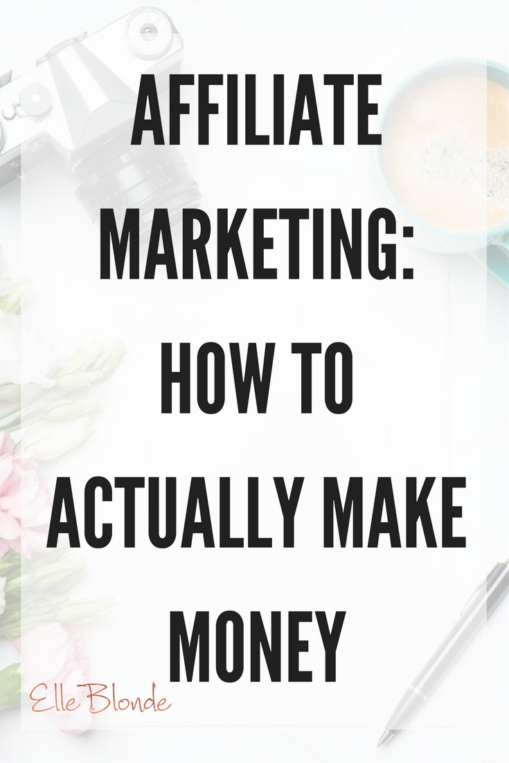 A bloggers start up guide to Affiliate Marketing 2