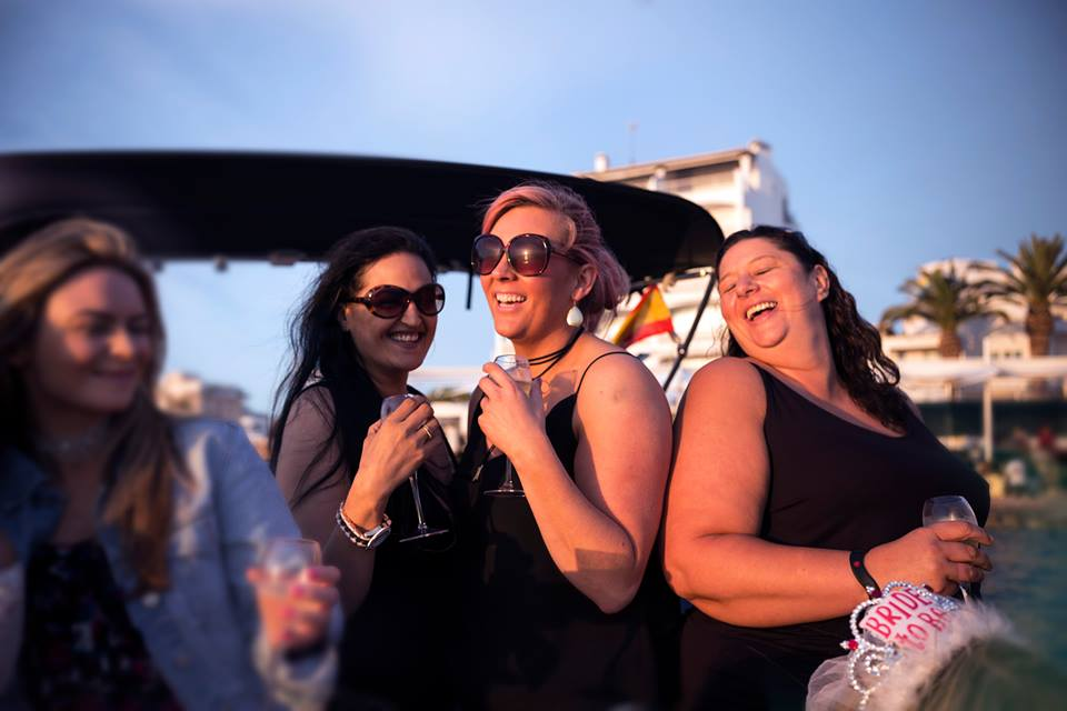 Sunset Boats Ibiza - The Ultimate Ibiza Weekender Hen Party 1