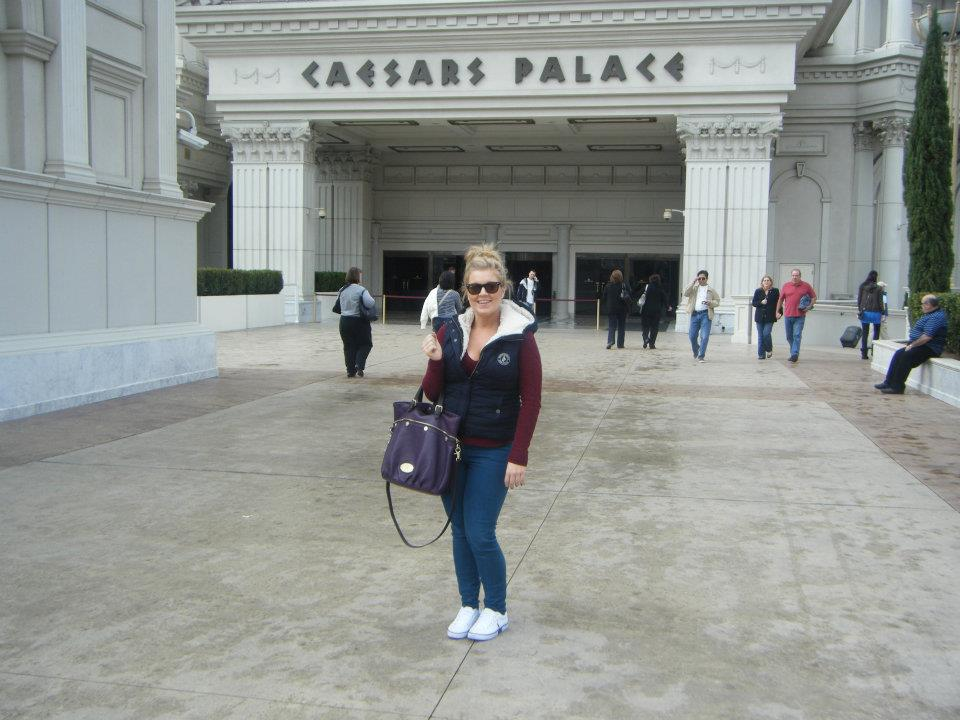 Caesars Palace Las Vegas | Vegas Travel Guide, top things to do in Sin City | Elle Blonde Luxury Lifestyle Destination Blog