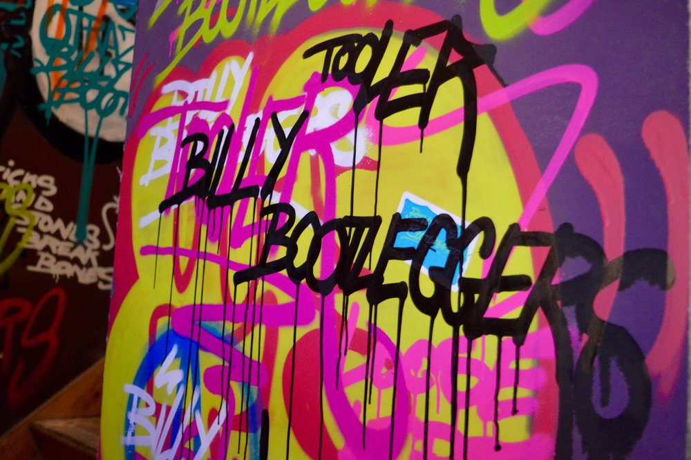 Billy Bootleggers Underground Dive Bar, Live Music & Moonshine American Bar   What's on in Newcastle food guide   Elle Blonde Luxury Lifestyle Destination Blog