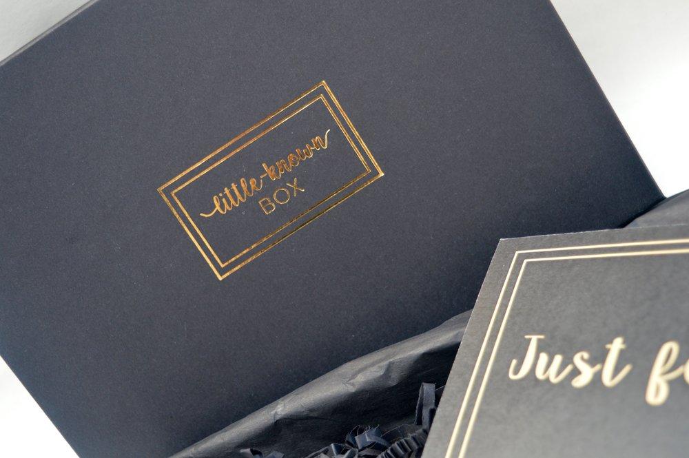 Little Known Box | Subscription Box | Elle Blonde Luxury Lifestyle Destination Blog