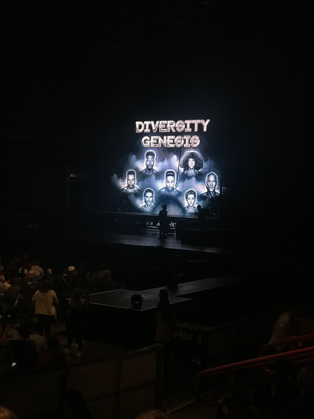 Diversity Genesis Tour | Dance Show | Metro Radio Arena Newcastle | Elle Blonde Luxury Lifestyle Destination Blog