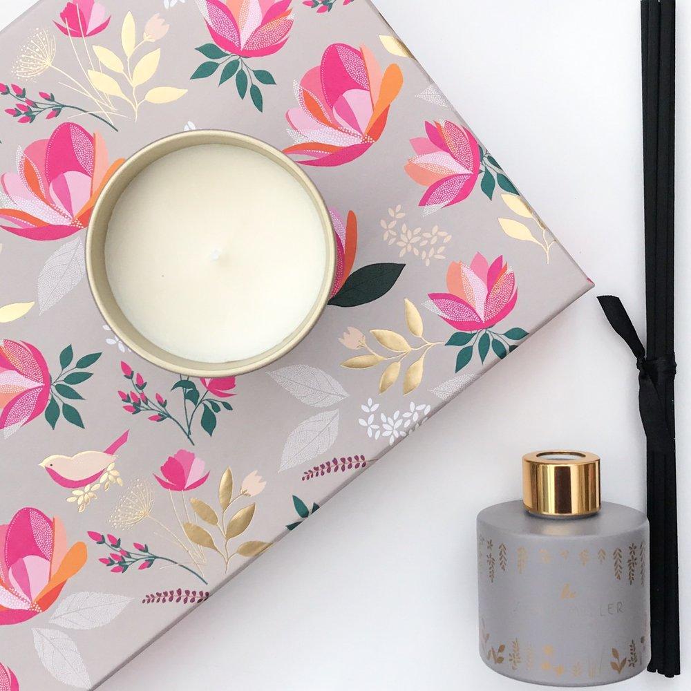 Sara Miller London | Home Interiors and Celebrity Designer Led Candles and Homewear Review | Elle Blonde Luxury Lifestyle Destination Blog