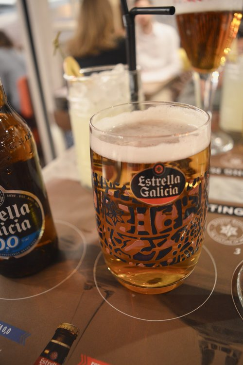 Tapas Revolution Newcastle: Estrella Galicia Pairing Evening 5