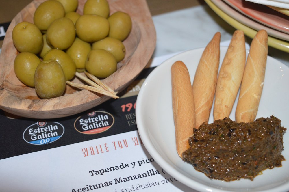 Tapas Revolution Newcastle: Estrella Galicia Pairing Evening 1