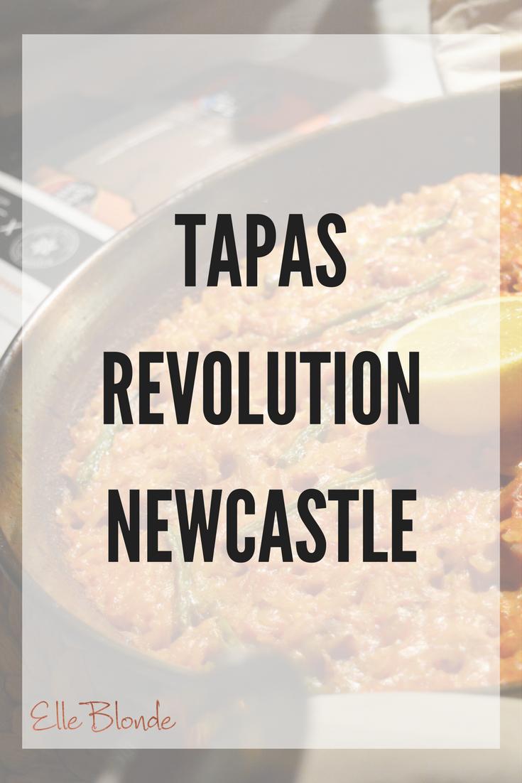 Tapas Revolution Newcastle: Estrella Galicia Pairing Evening 9
