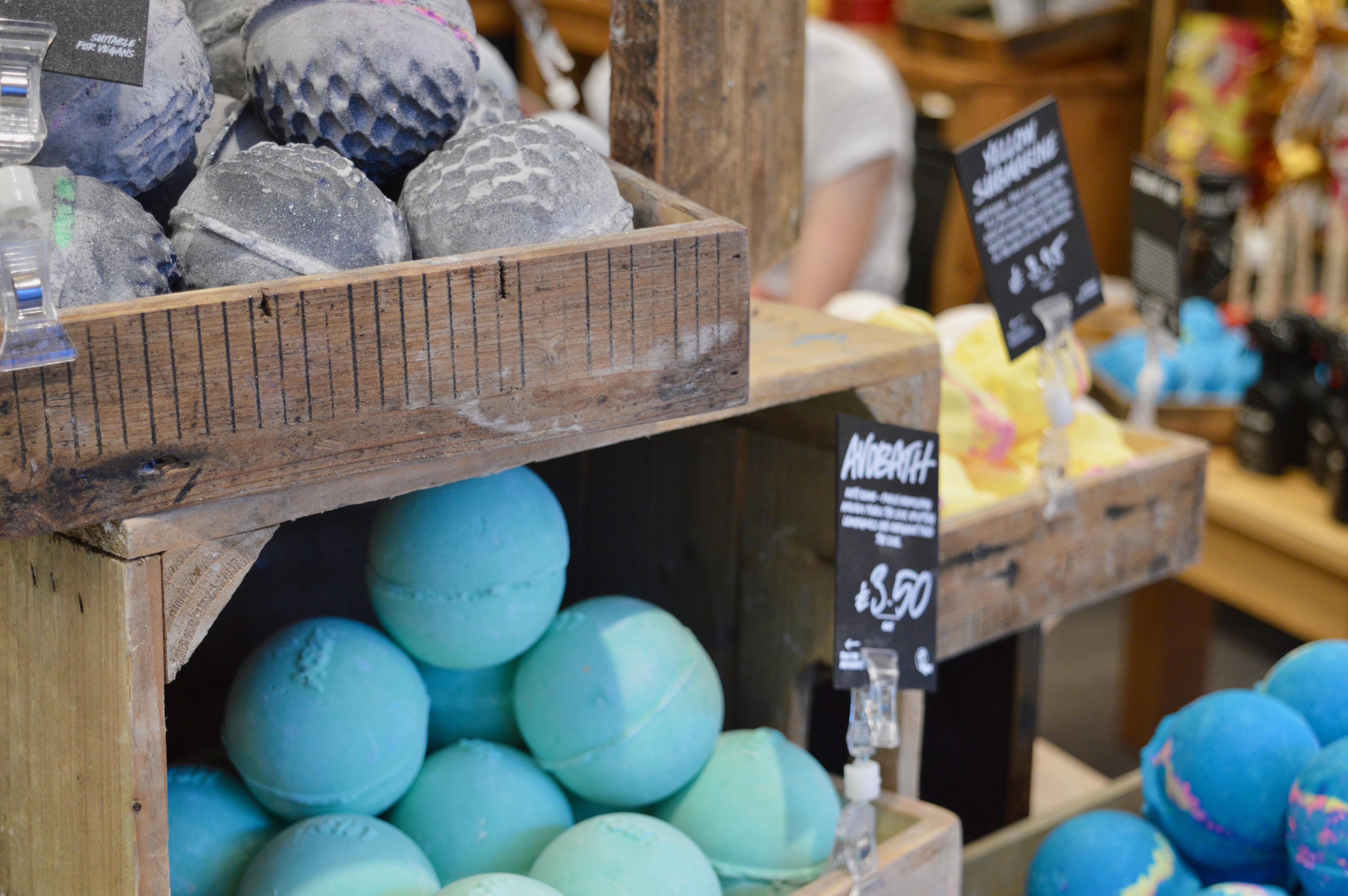 Bath-Bomb-Lush-Carlisle-New-Product-Launch-Elle-Blonde-Luxury-Lifestyle-Blog