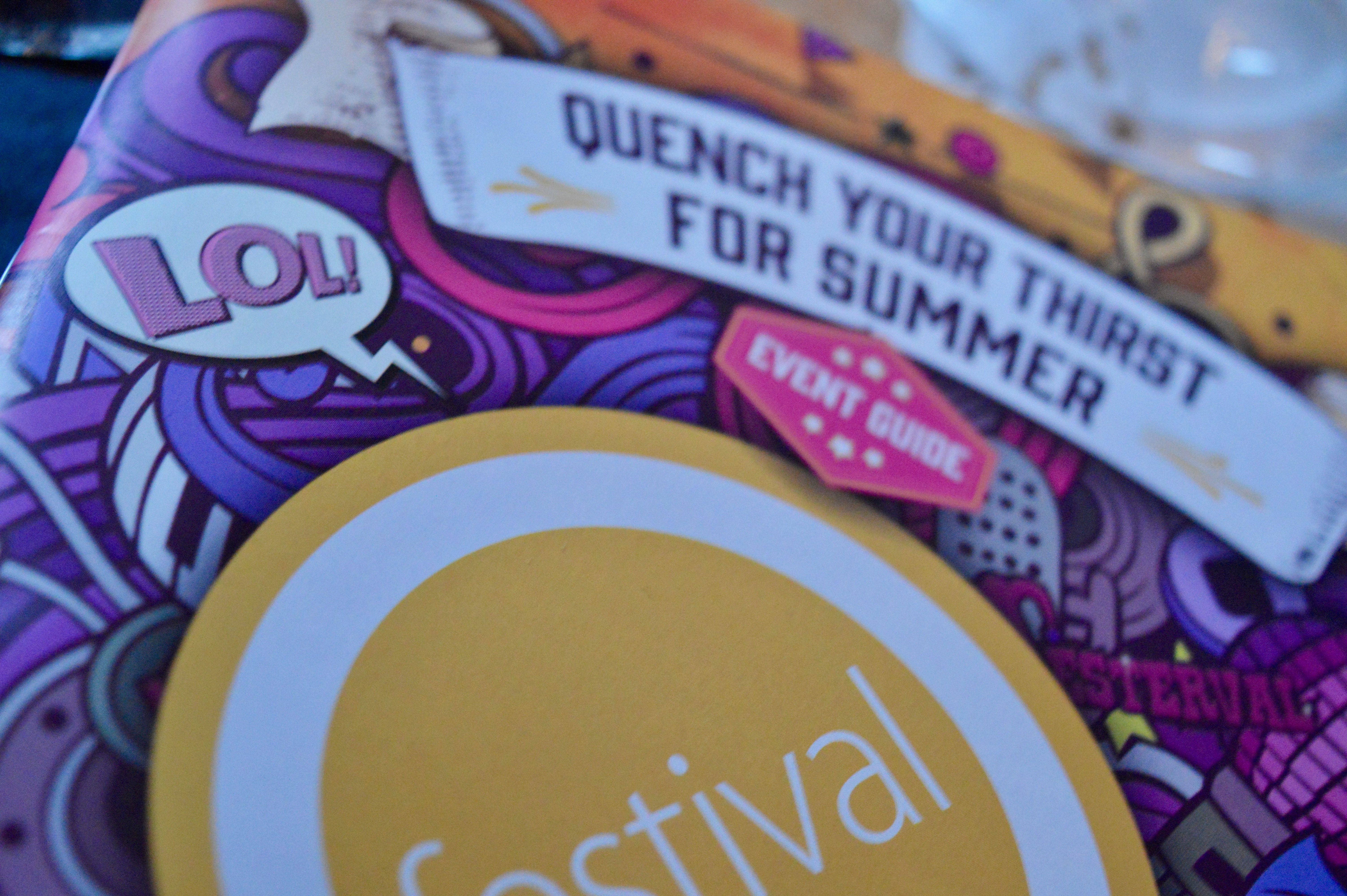Q Festival Gateshead Programme Elle Blonde Luxury Lifestyle Blog