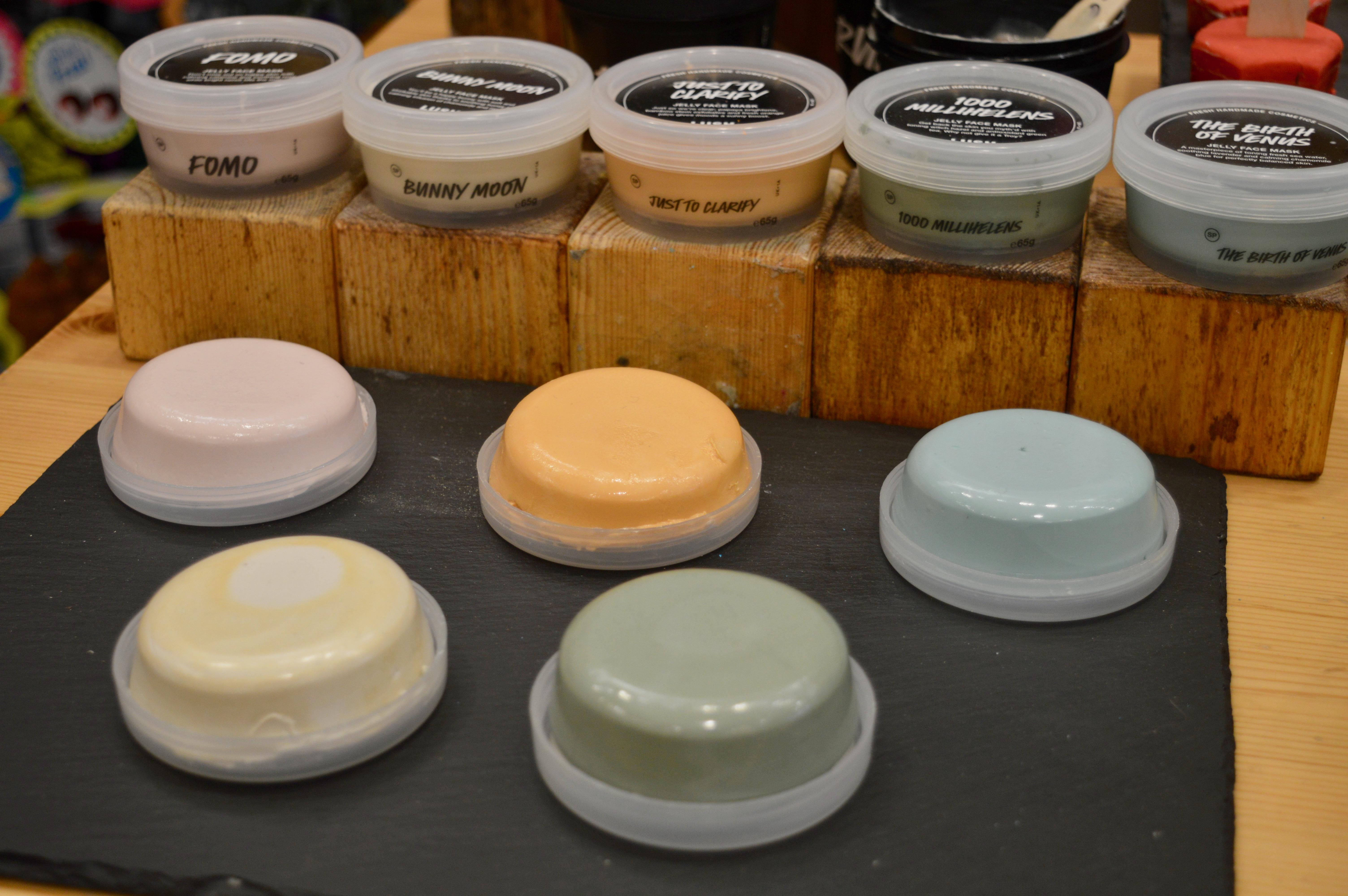 Jelly-Face-Mask-Lush-Carlisle-New-Product-Launch-Elle-Blonde-Luxury-Lifestyle-Blog