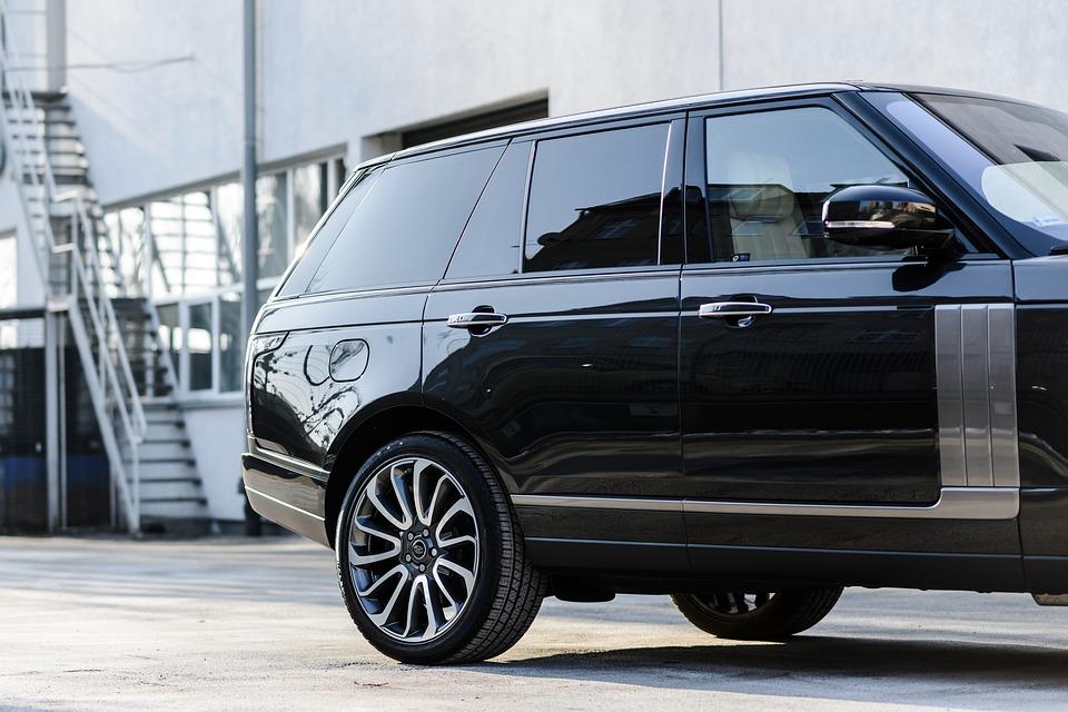 Car Range Rover - Buying Prestige Cars