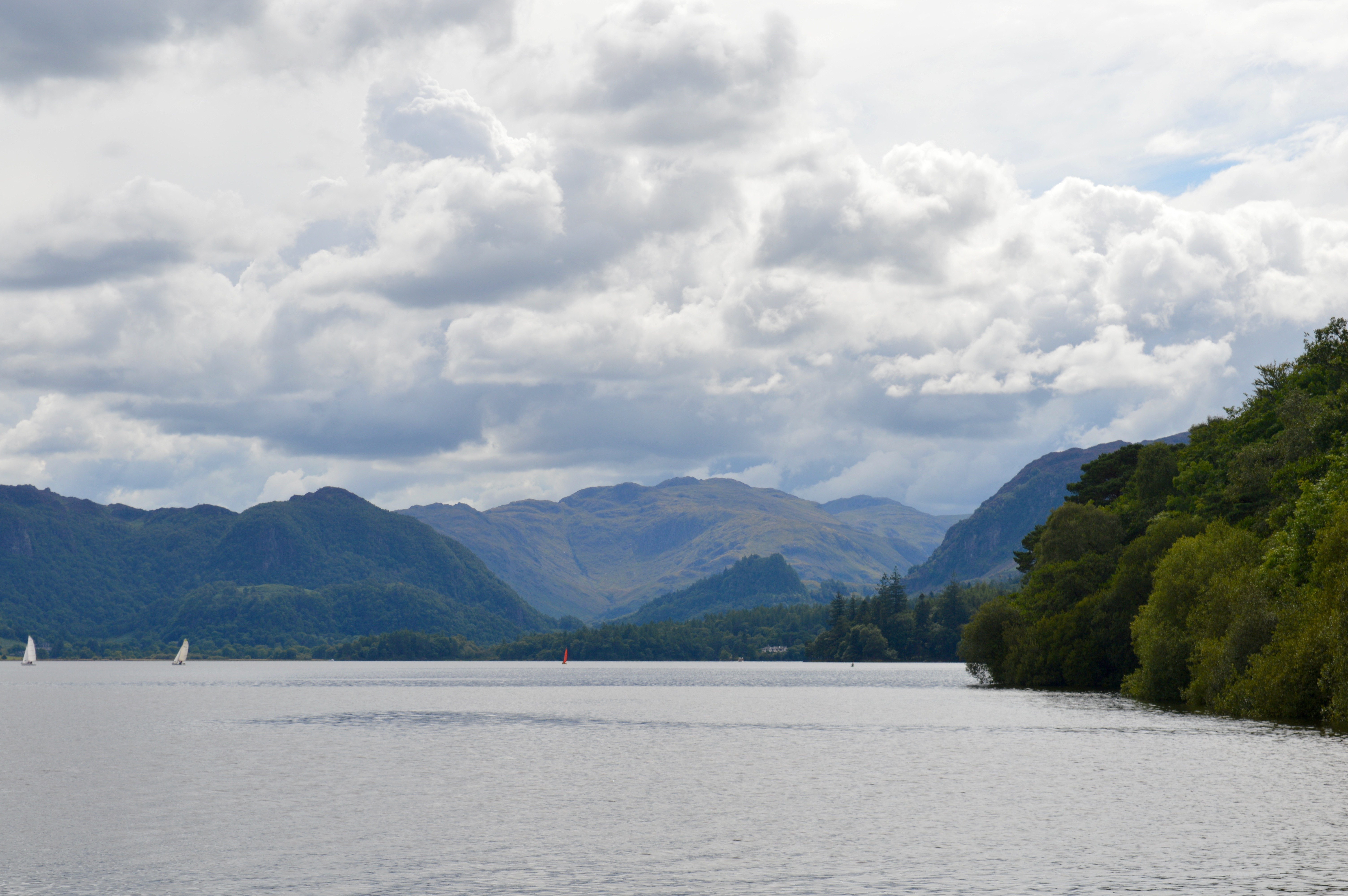 Lingholm Estate Kaswick - Things to do in the LAke District | Travel Tips | Elle Blonde Luxury Lifestyle Destination Blog