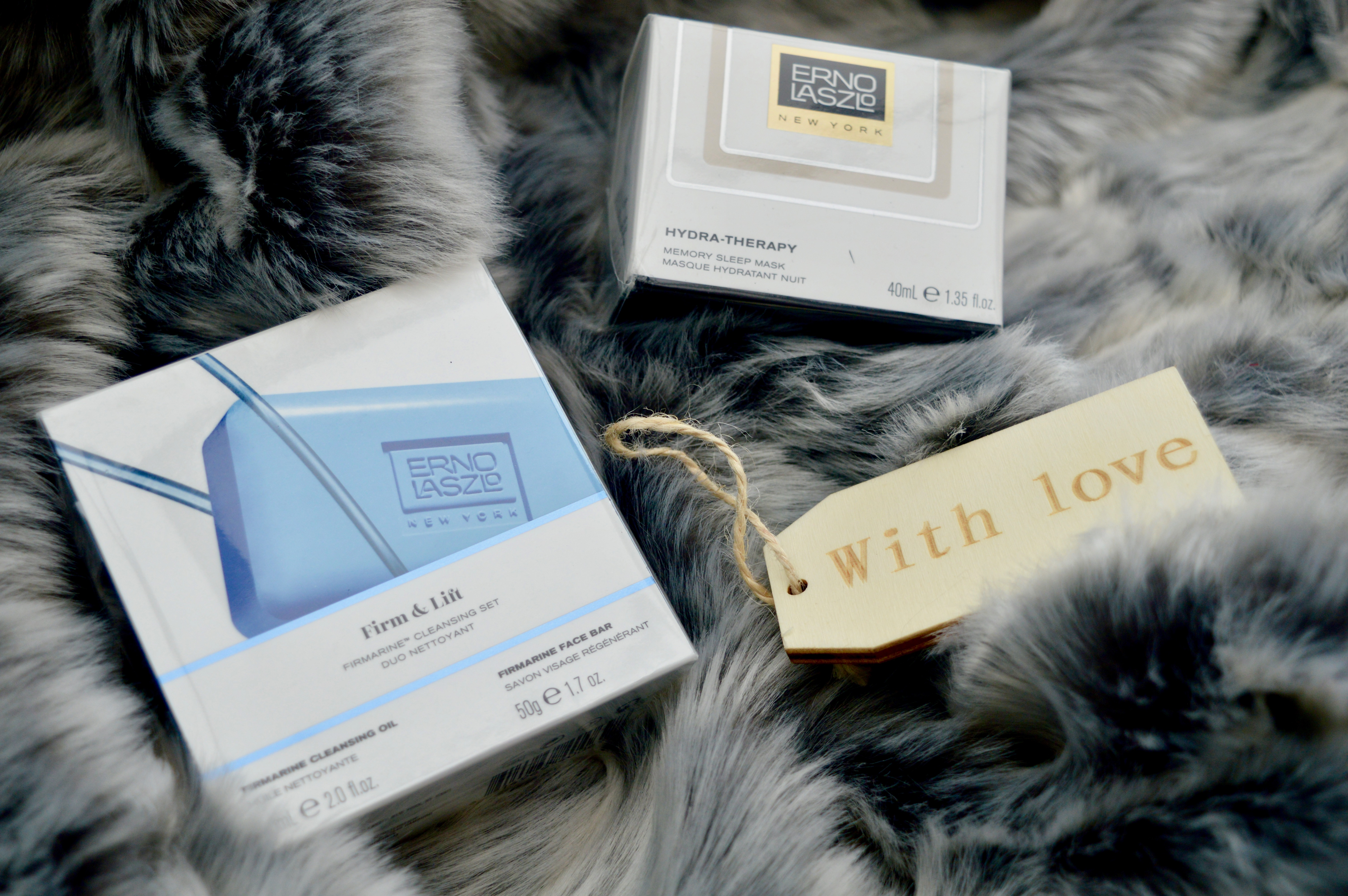 Erno Laszlo New York   Beauty Regime   Christmas Gift Guide - What to buy your Grandma   Elle Blonde Luxury Lifestyle Destination Blog