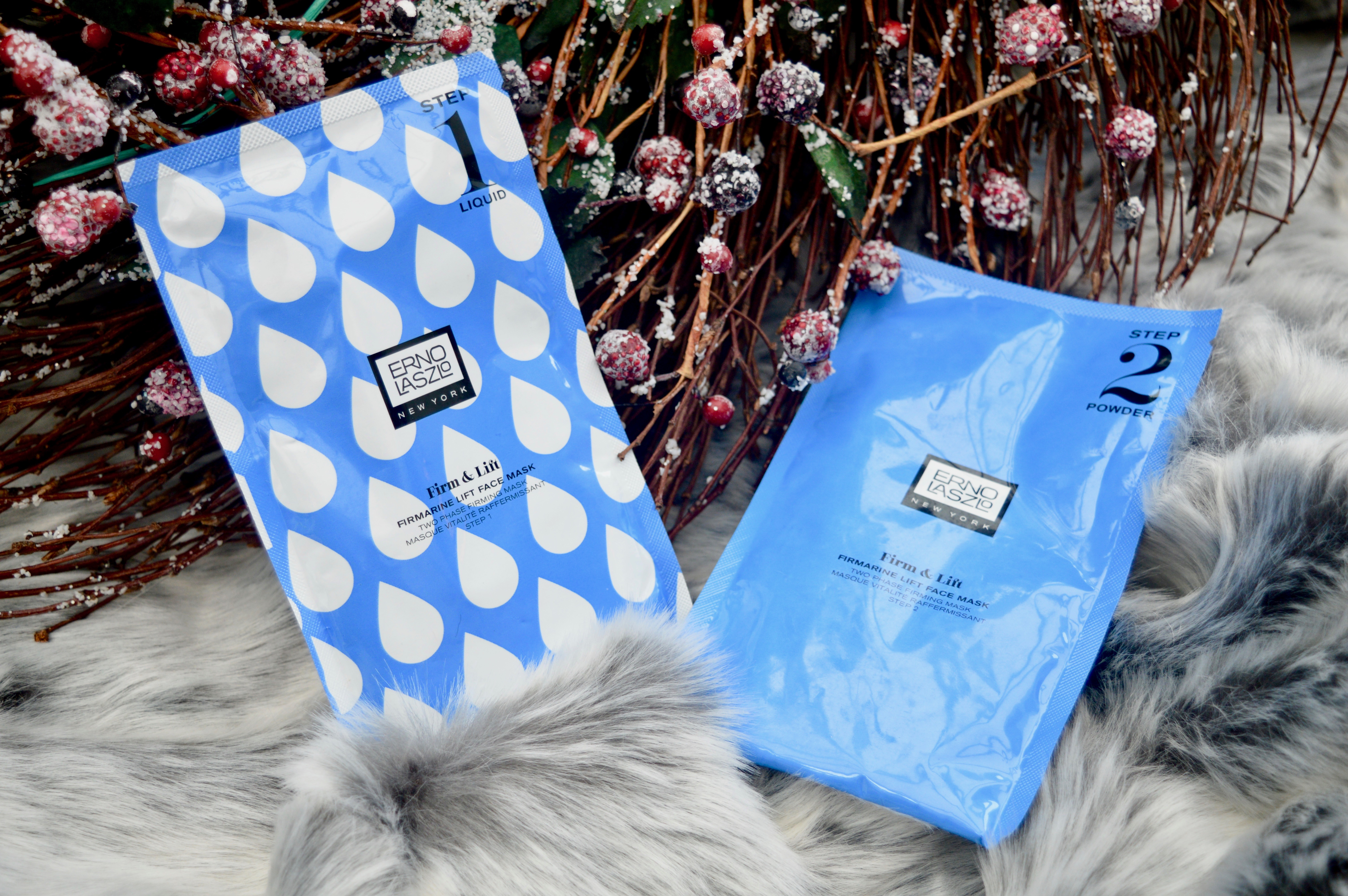 Face Masks   Erno Laszlo New York   Beauty Regime   Christmas Gift Guide - What to buy your Grandma   Elle Blonde Luxury Lifestyle Destination Blog