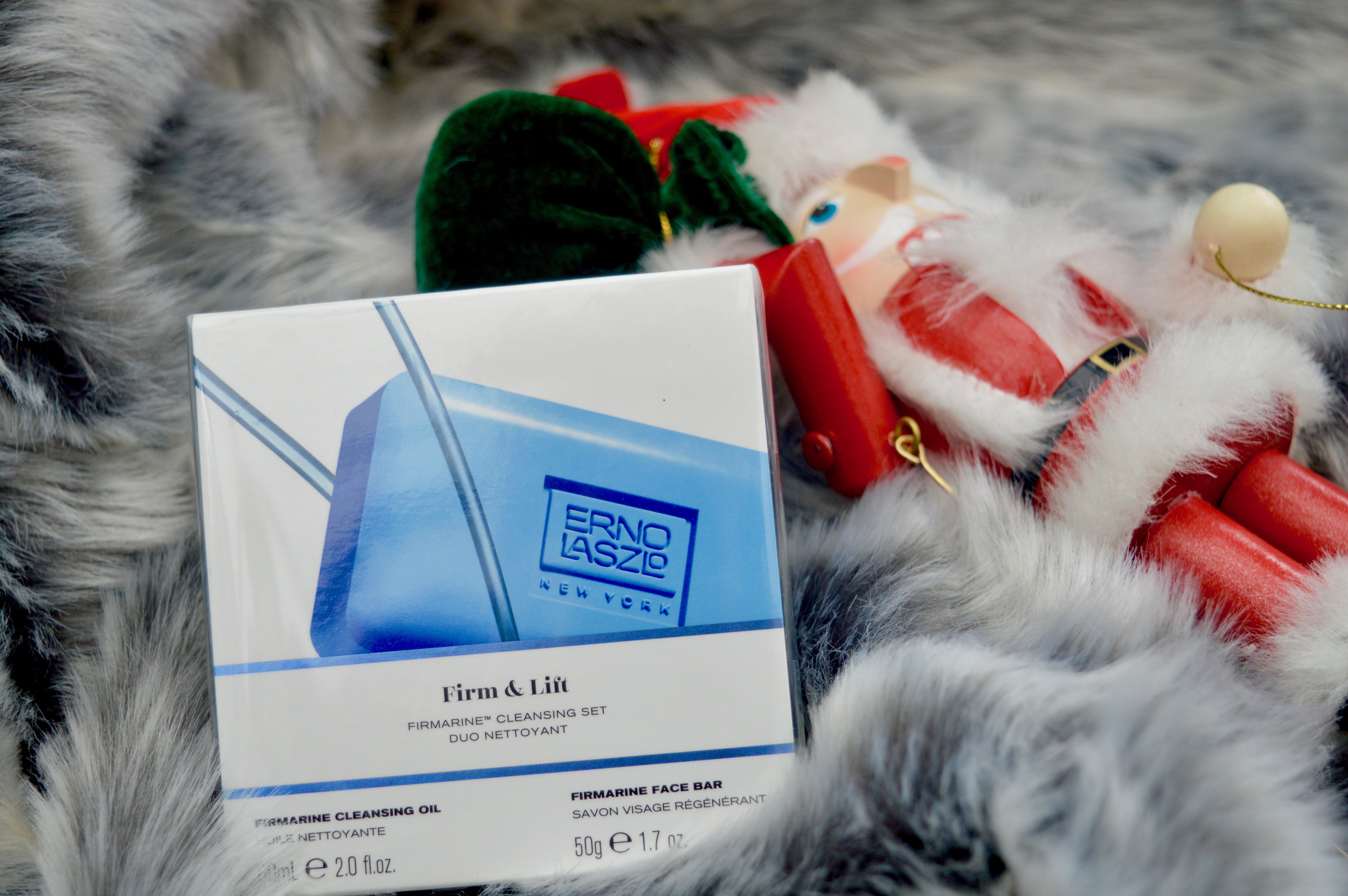 Firmarine Cleansing Set | Erno Laszlo New York | Beauty Regime | Christmas Gift Guide - What to buy your Grandma | Elle Blonde Luxury Lifestyle Destination Blog