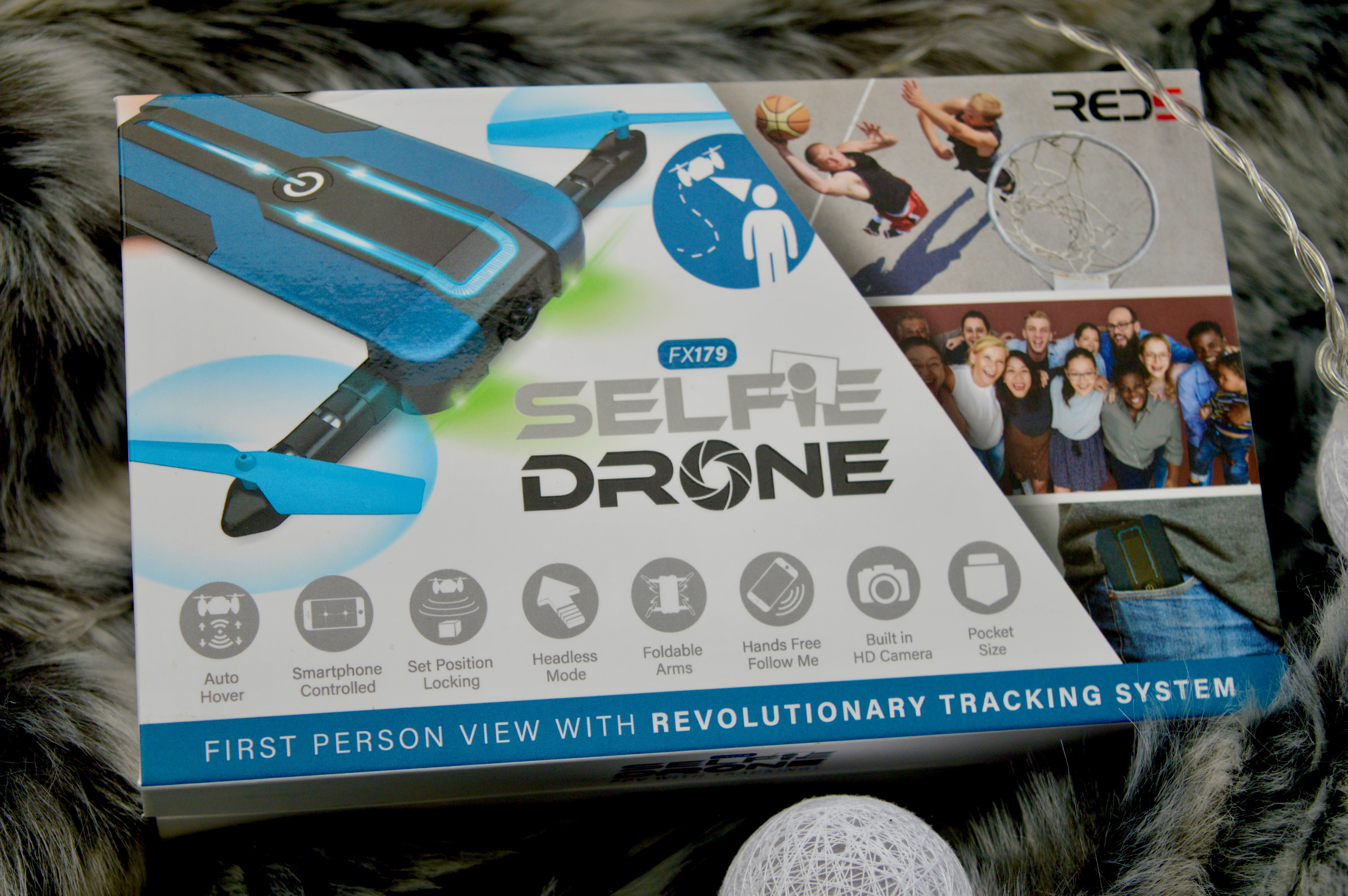 Selfie Drone | What to buy the person who has everything | Christmas Gift Guide - What to buy your Grandma | Elle Blonde Luxury Lifestyle Destination Blog