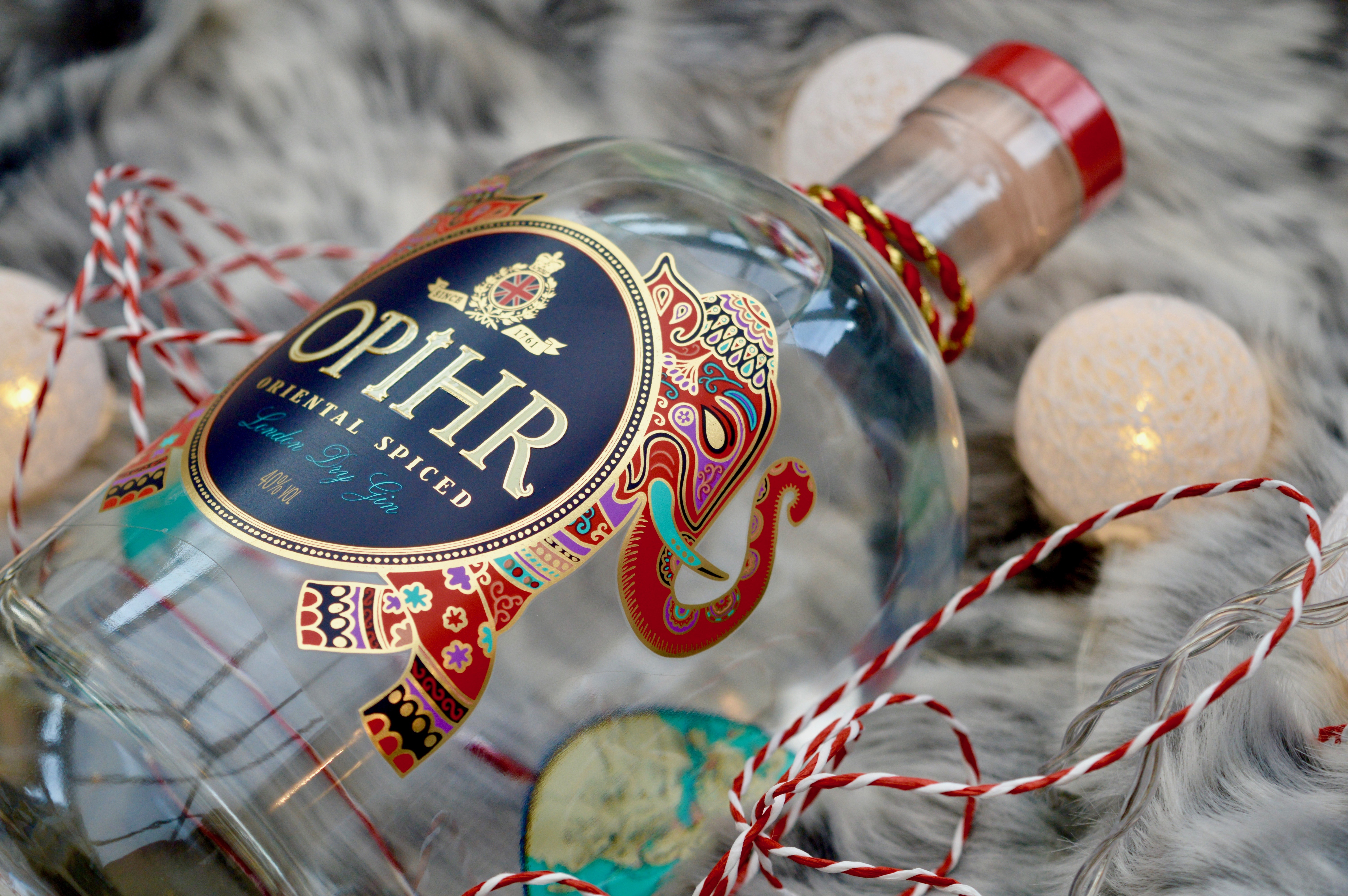 Opihr Gin | What to buy a gin lover | Christmas Gift Guide | Elle Blonde Luxury Lifestyle Destination Blog