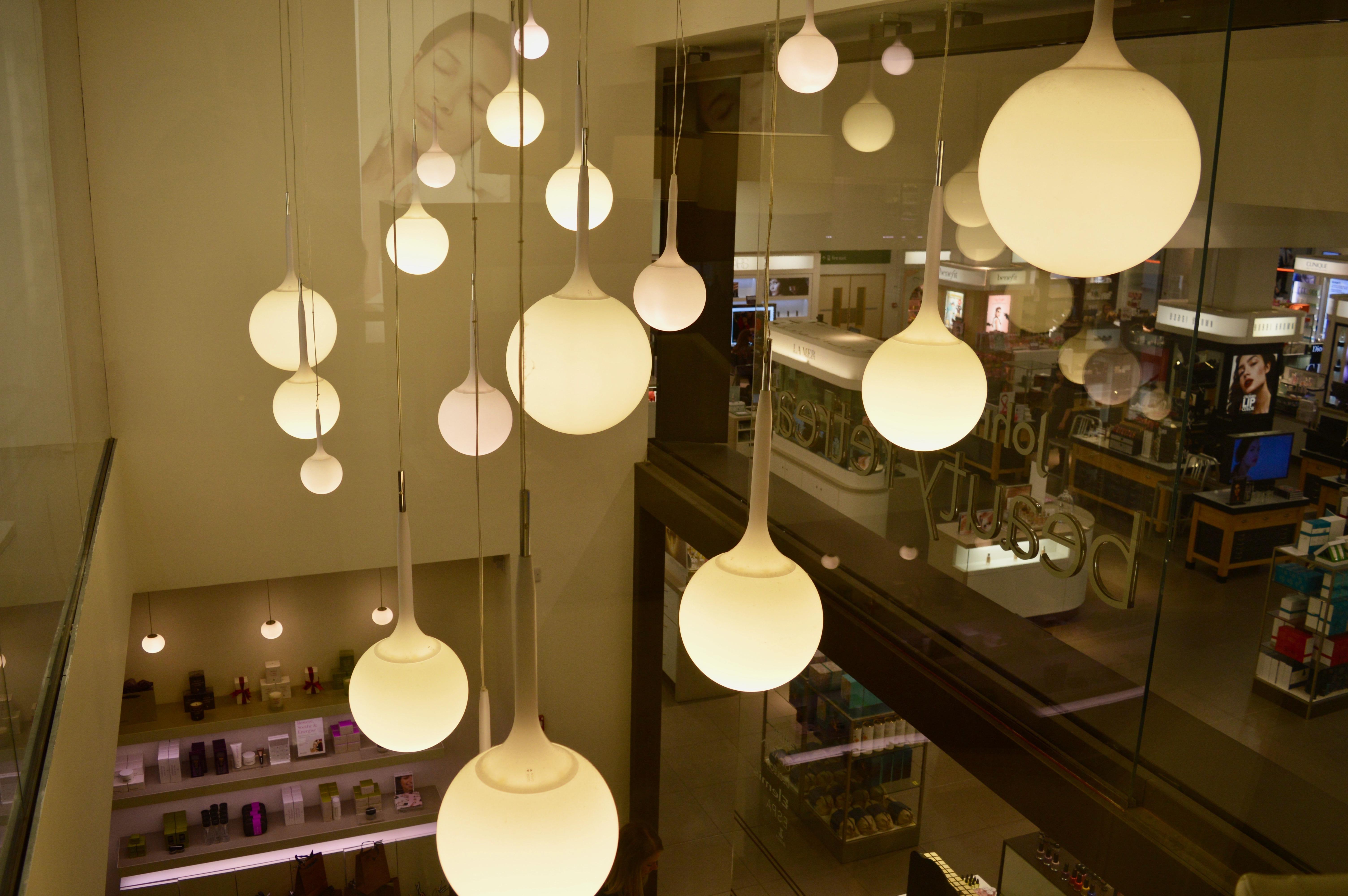 lights-john-lewis-newcastle-beauty-retreat-north-east-blogging-event-elle-blonde-luxury-lifestyle-destination-blog