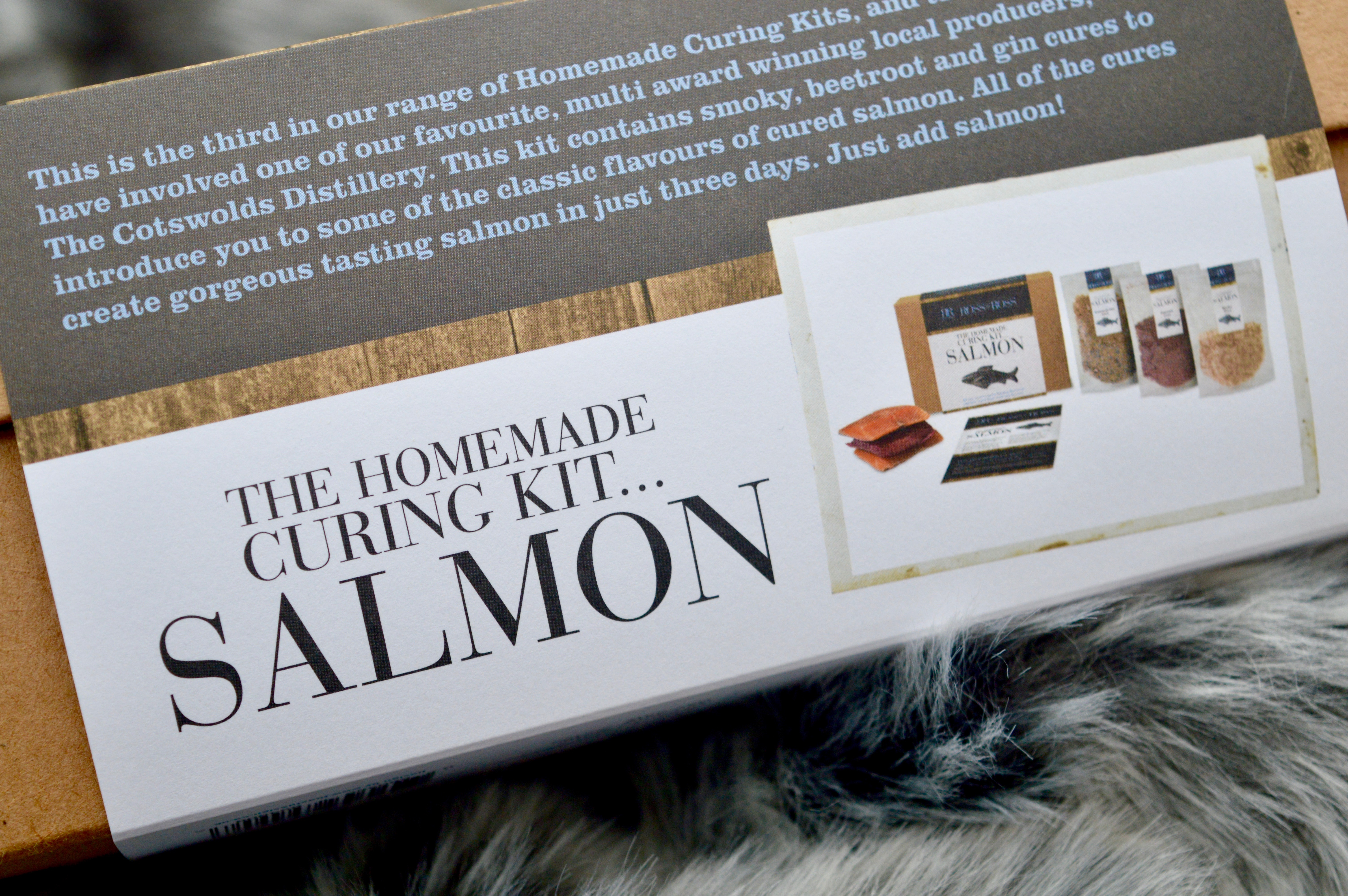 Salmon Curing Kit   Cooking Gifts   Food Lovers   Christmas Gift Guide - What to buy your Grandma   Elle Blonde Luxury Lifestyle Destination Blog