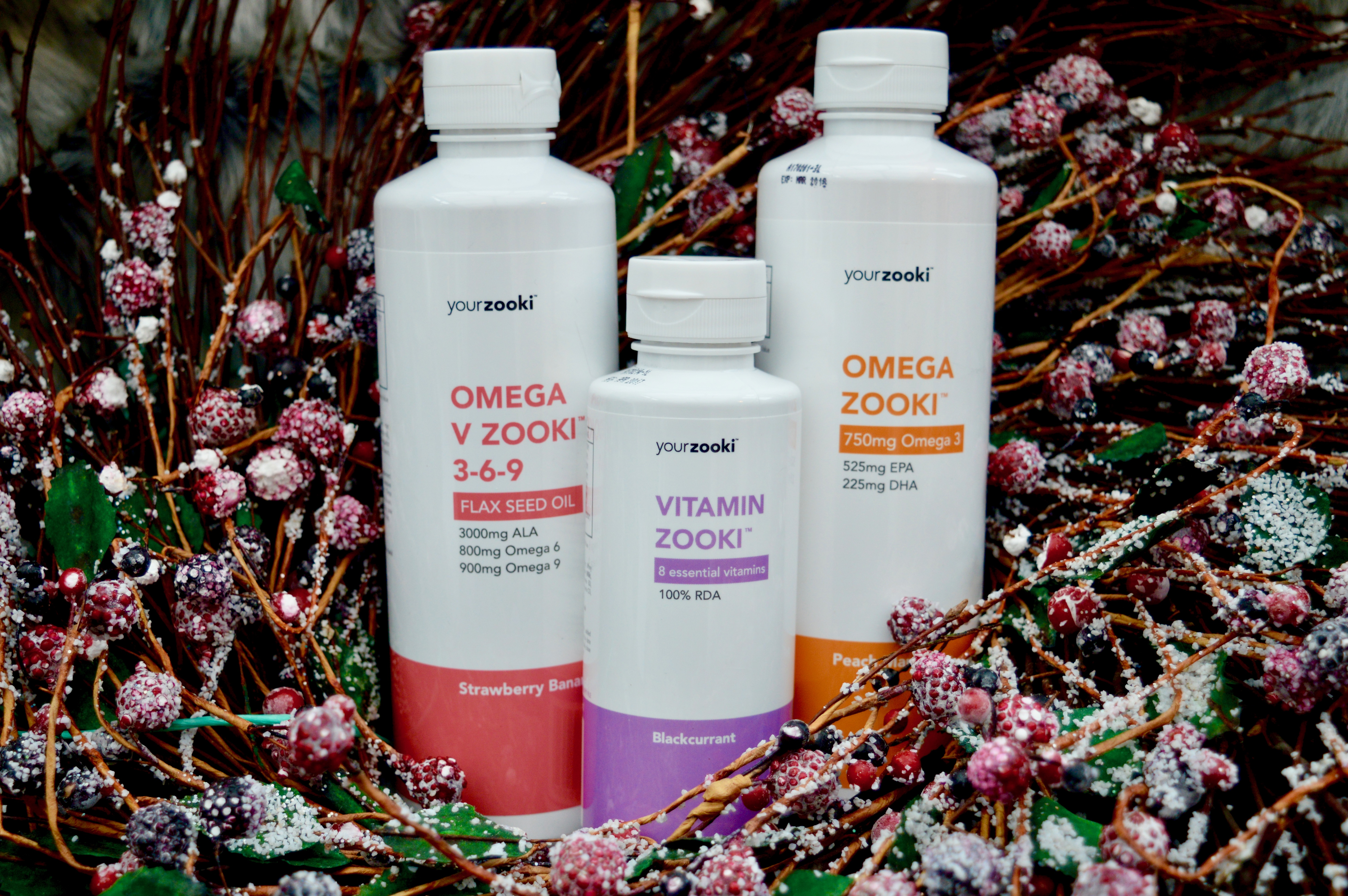 Yourzooki Vitamins | What to buy fitness fanatics| Christmas Gift Guide | Elle Blonde Luxury Lifestyle Destination Blog