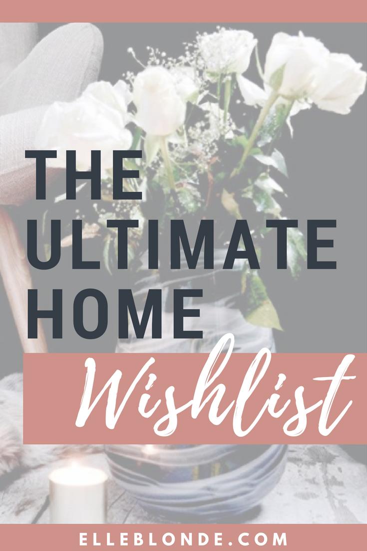Ultimate Christmas Gift Guide from Bridgman's | Home Decor | Elle Blonde Luxury Lifestyle Destination Blog