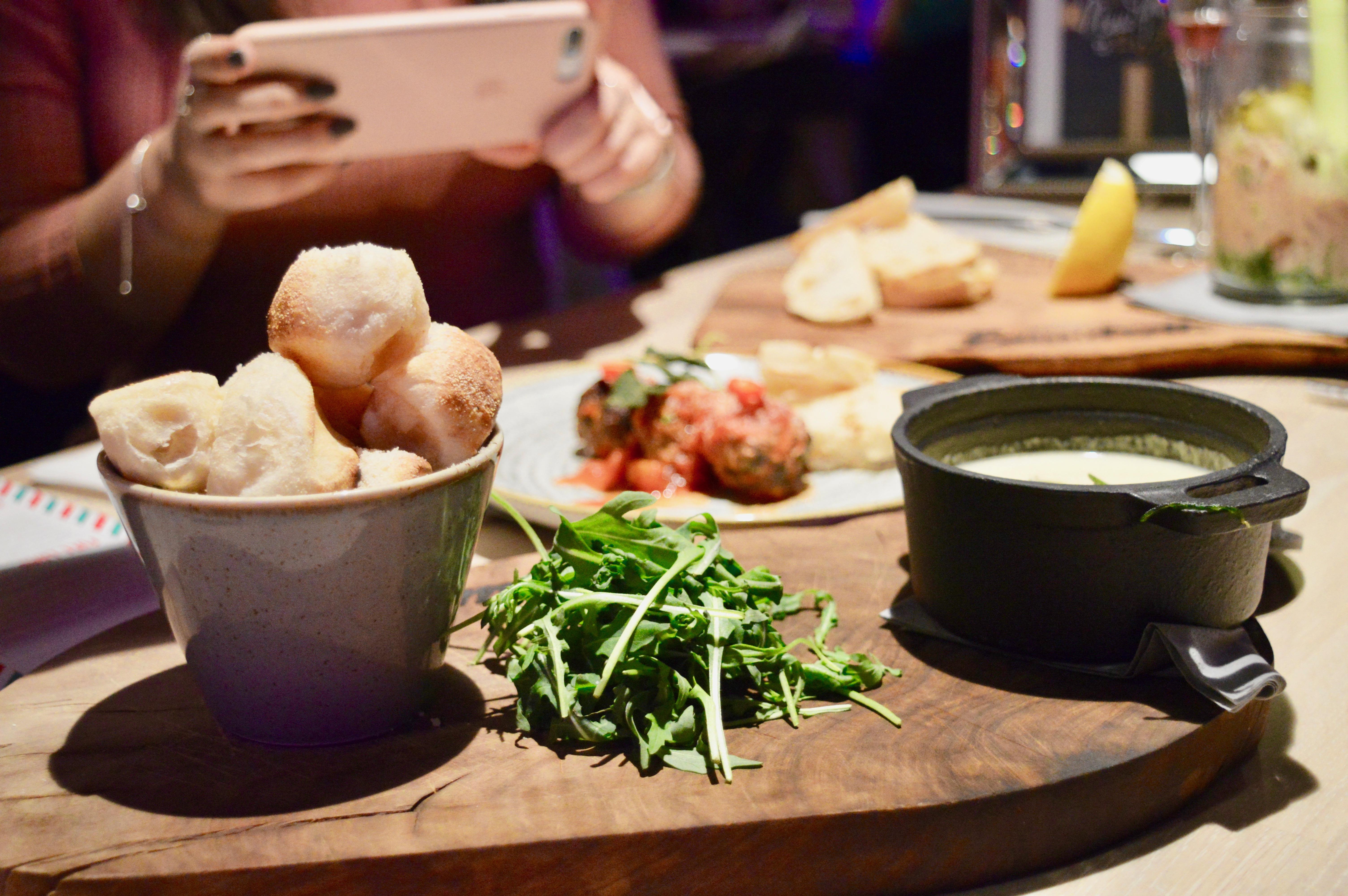 The Laundrette, Newcastle | Cocktails & Carbs, Christmas Menu Launch for the Festive Season | Burgers & Pizzas | Elle Blonde Luxury Lifestyle Destination Blog