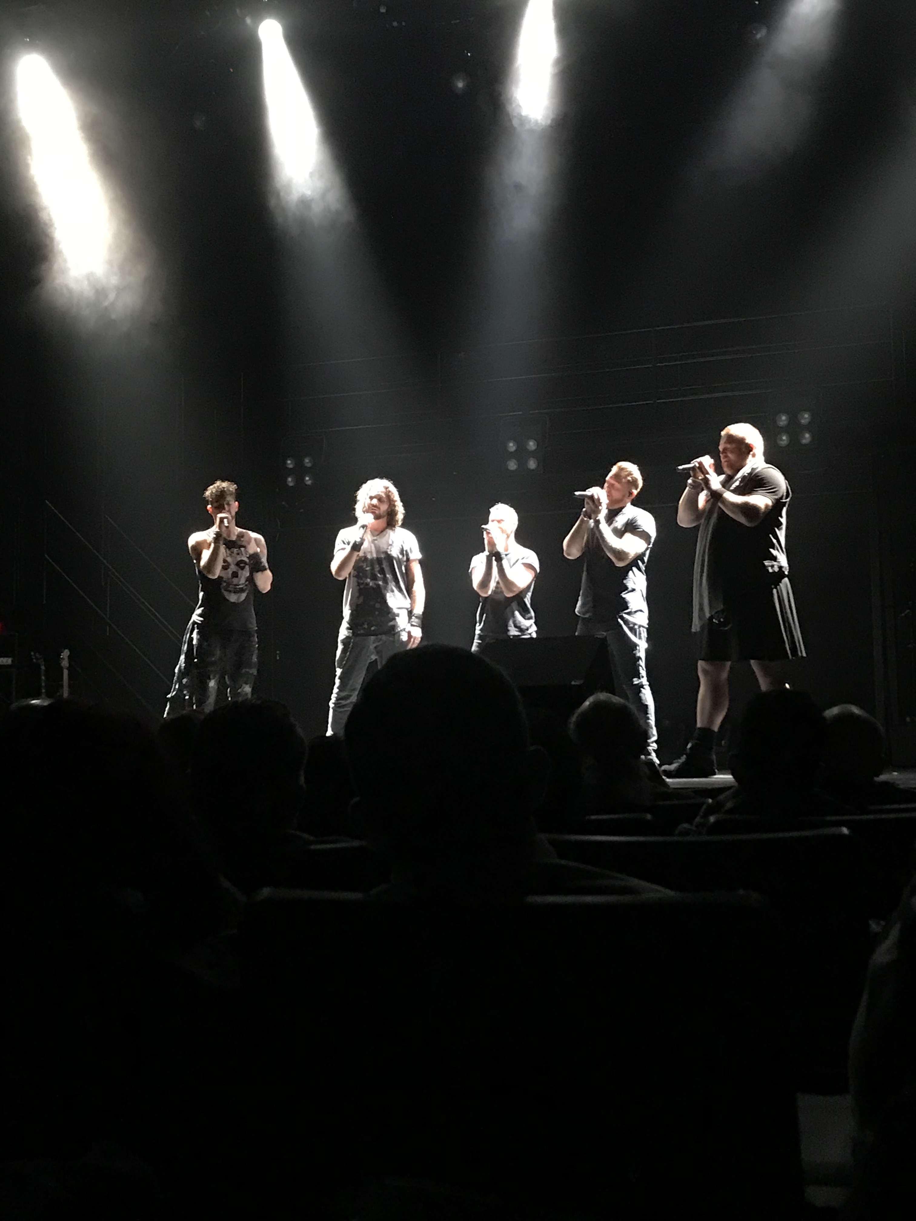 The Tenors of Rock   British Rock Band at Harrah's Las Vegas   Elle Blonde Luxury Lifestyle Destination Blog