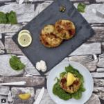 Simple Fishcake Recipe | Healthy Tasty Food | Elle Blonde Luxury Lifestyle Destination Blog