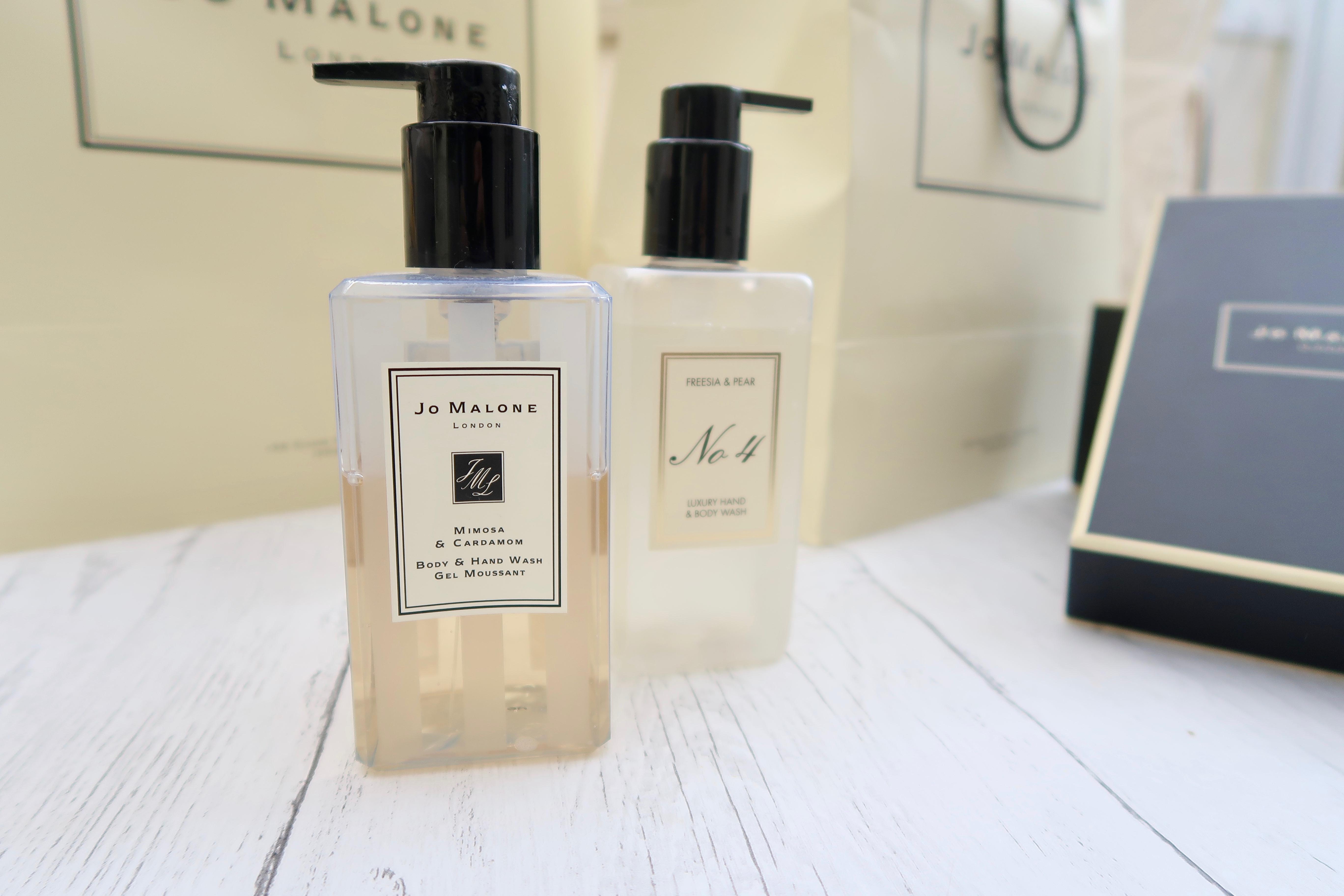 Mimosa & Cardamom Jo Malone vs Aldi Number | Splurge vs Save | Honest Review of the new Aldi bath & body range | Elle Blonde Luxury Lifestyle Destination Blog