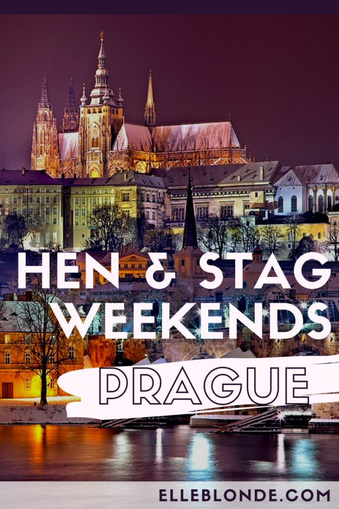 Hen & Stag Weekends in Prague   Prague's Hidden Secrets   The best places to visit in Prague  Travel Guide & Tips    Elle Blonde Luxury Lifestyle Destination Blog