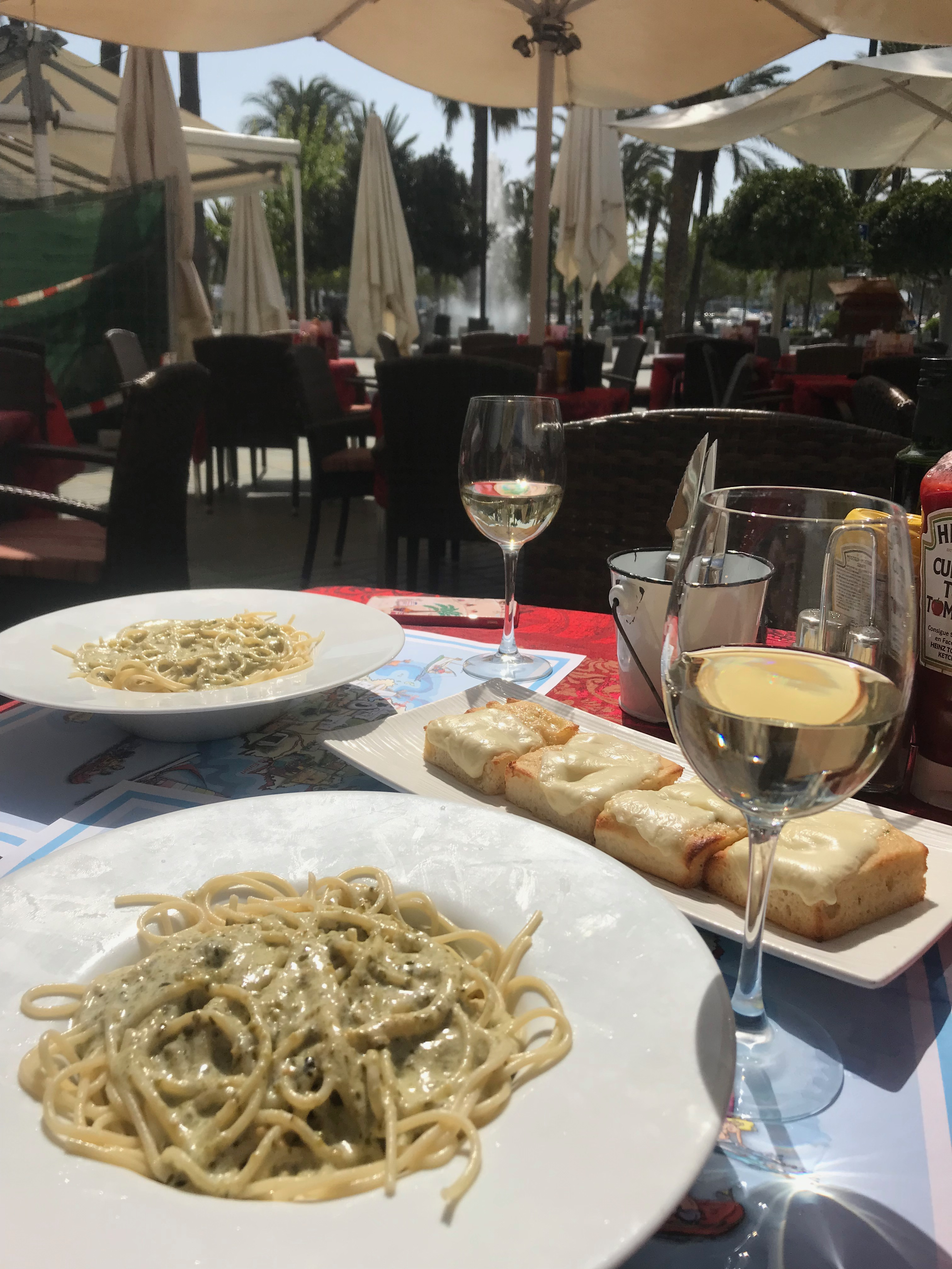 Pacha owned Leopard Rest Cafe @ The Port | Holiday & Wanderlust Inspo for the White Isle | Where's good to eat in San Antonio Ibiza | Travel tips & guide | Elle Blonde Luxury Lifestyle Destination Blog