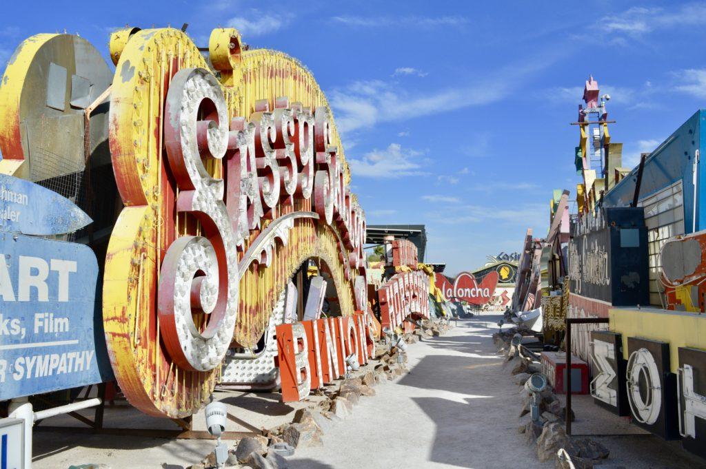 Sassy Sally's | The Neon Boneyard Museum | Las Vegas | What should I do in Las Vegas? | Travel tips for Las Vegas Nevada | Travel Blog | Elle Blonde Luxury Lifestyle Destination Blog