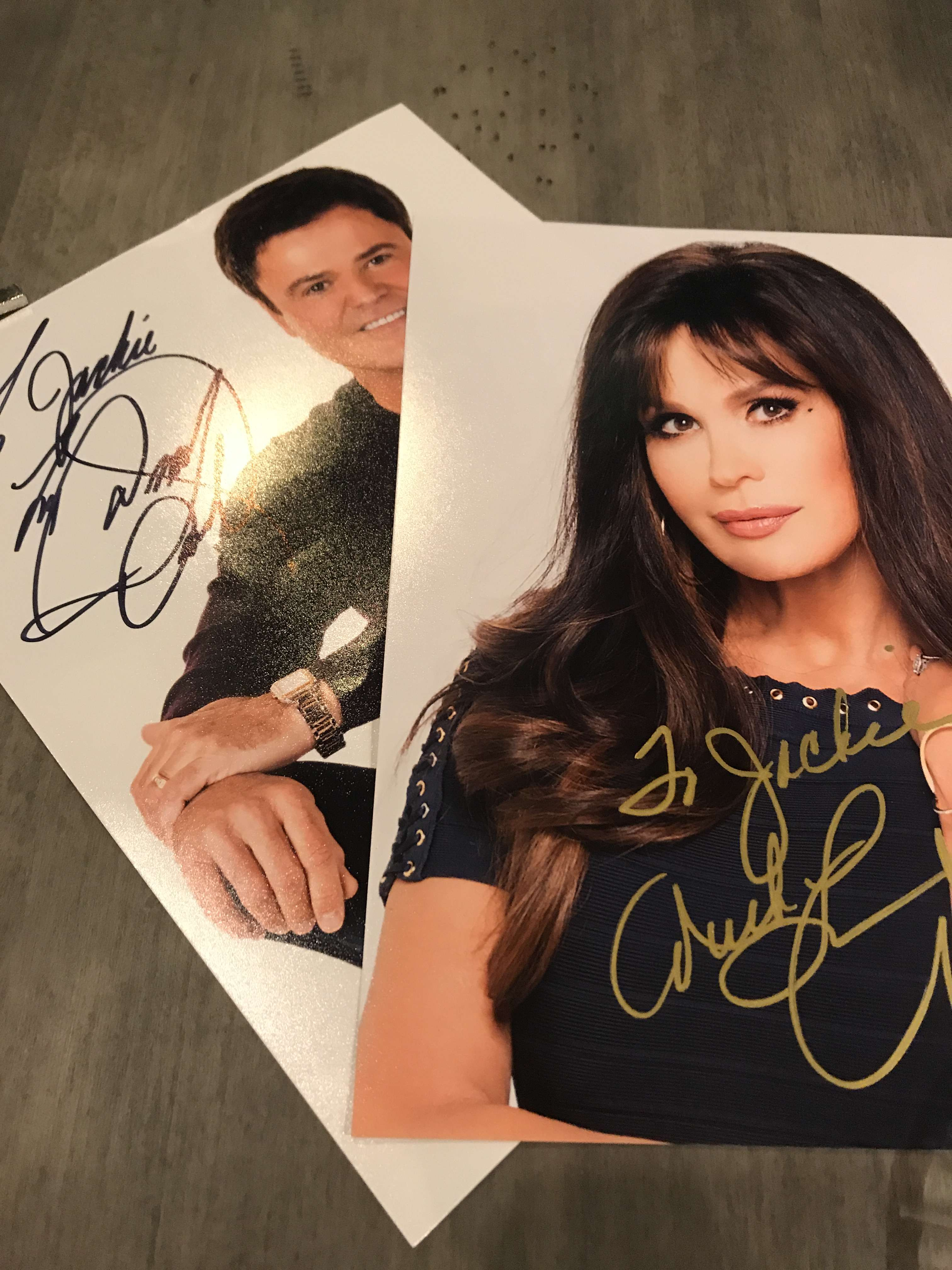 Donny & Marie Osmond Live in Las Vegas | 10 things you mst see and do when in Las Vegas | Elle Blonde Luxury Lifestyle Destination & Travel Blog