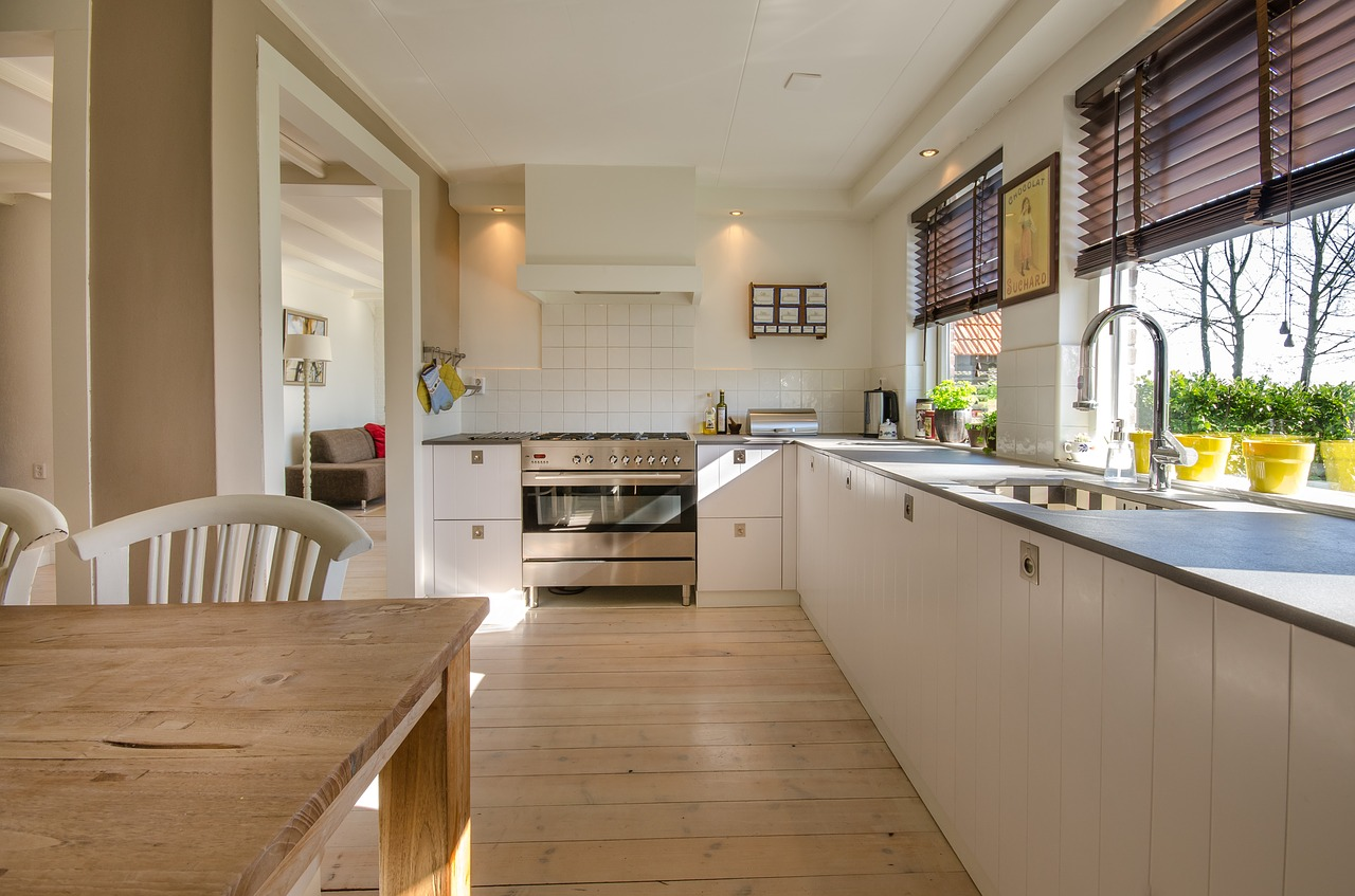 Picking The Perfect Washing Machine For Your Luxury Kitchen 1