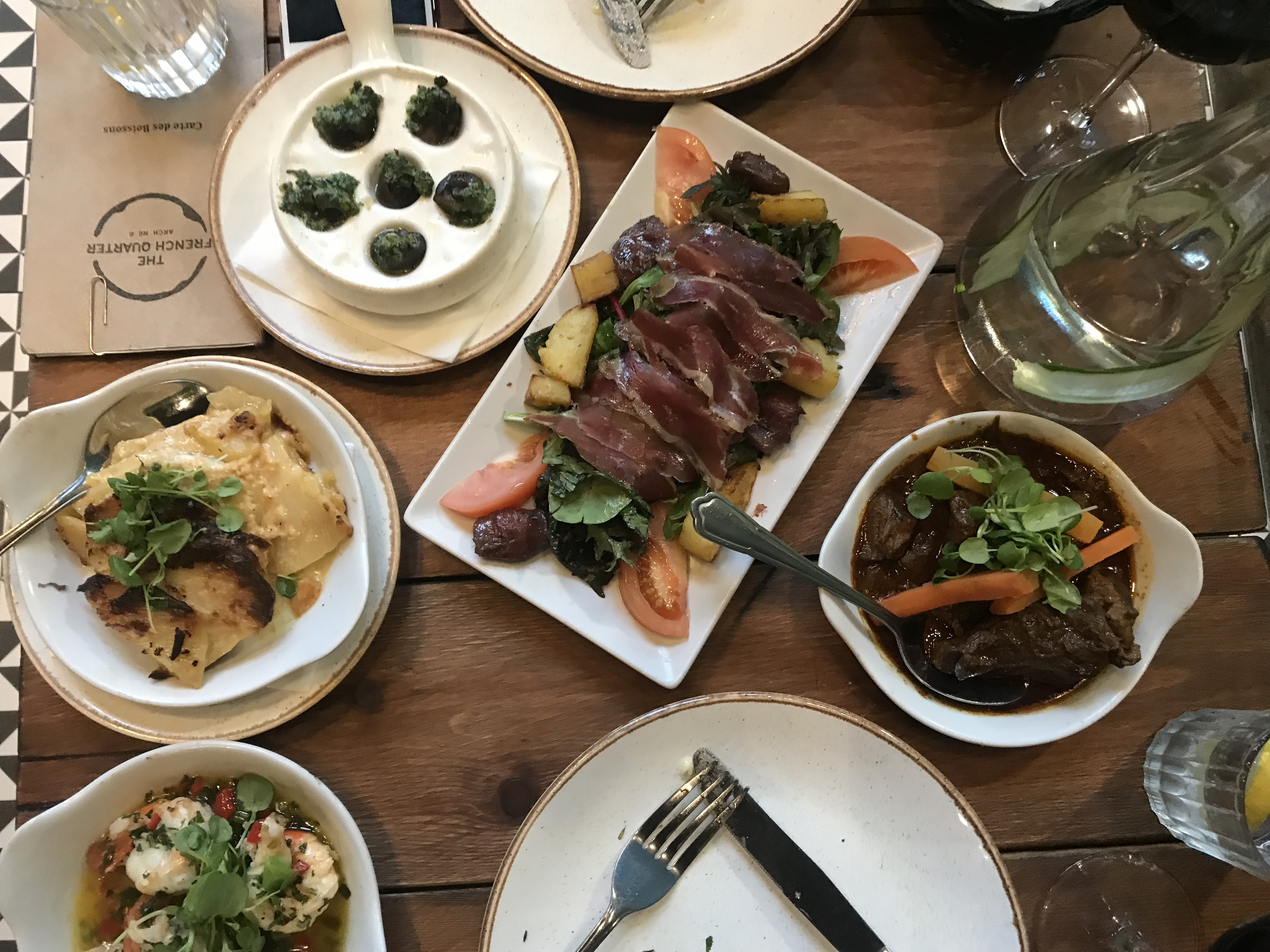 French Tapas   Where to eat in Newcastle: The French Quarter   Food & Lifestyle Reviews   Summer 2018 Menu Launch   Elle Blonde Luxury Lifestyle Destination