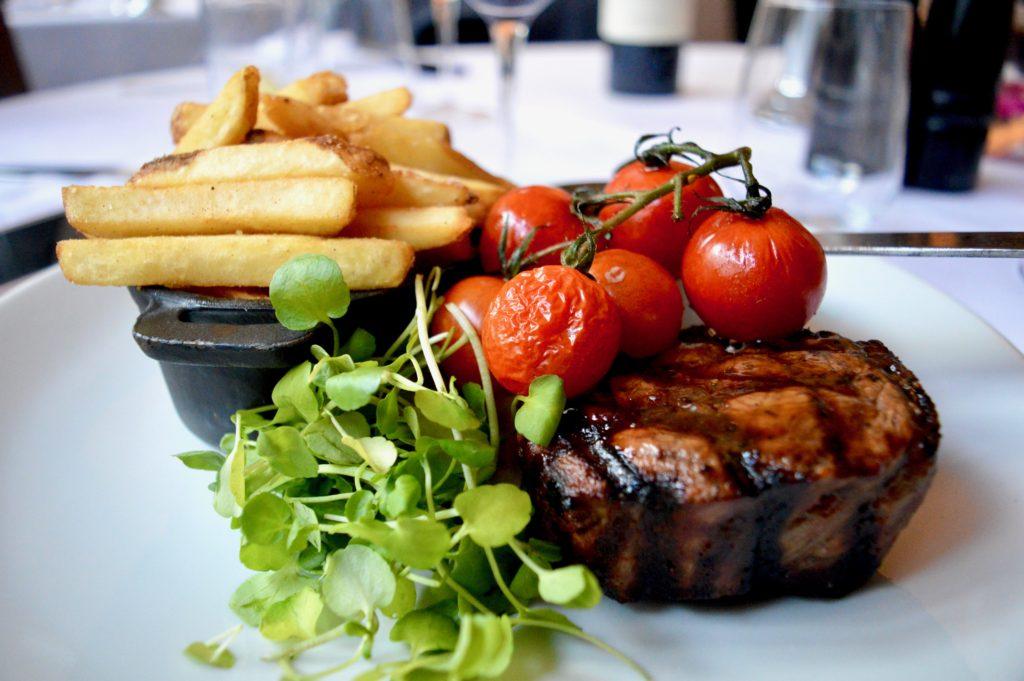 Fillet Steak   Where to eat in Newcastle: Marco Pierre White Steakhouse in Hotel Indigo   Food & Lifestyle Reviews   Summer 2018 Menu Launch   Elle Blonde Luxury Lifestyle Destination