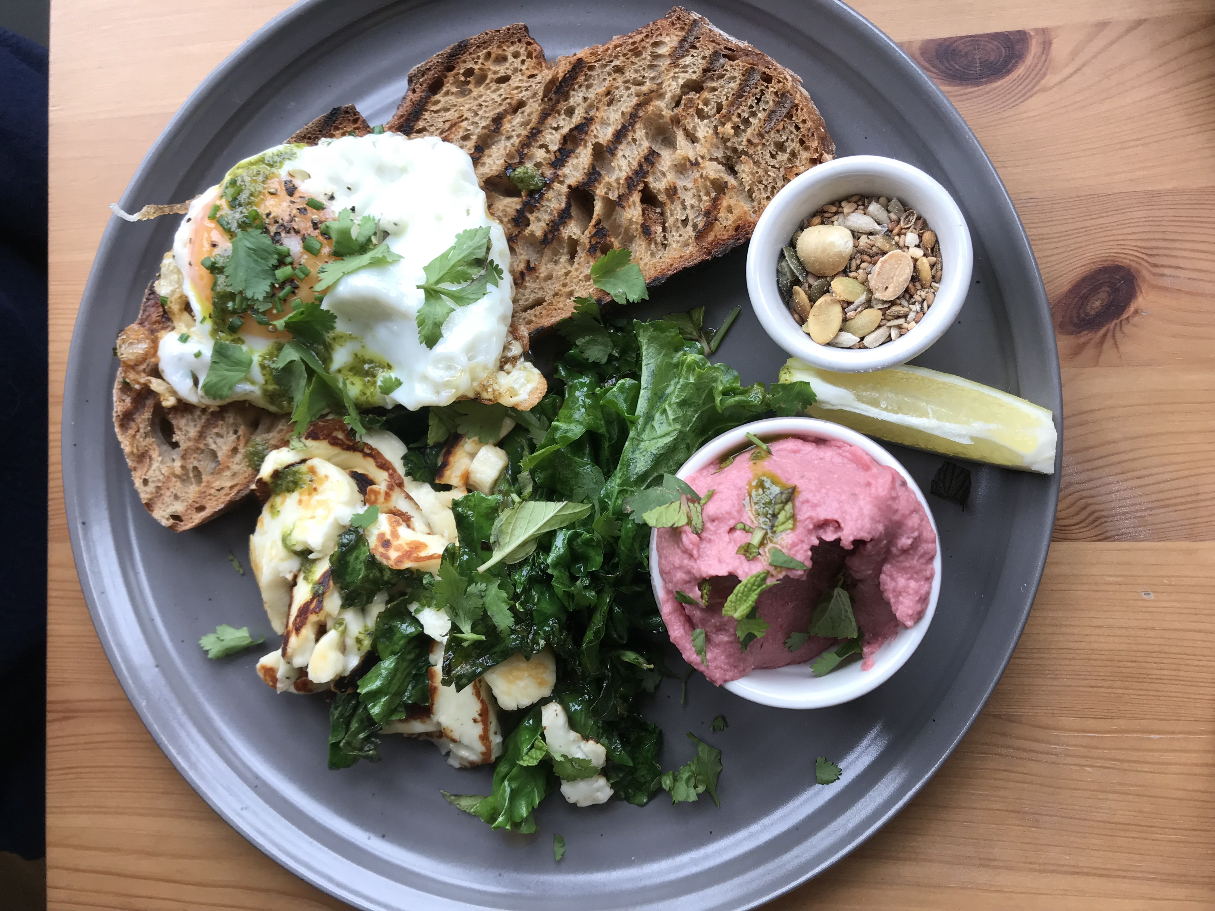 The Aussie | Where to go for Brunch in Newcastle & the Coast | Kith & Kin Independent Coffee Shop & Kitchen in Whitley Bay | Food Review | Elle Blonde Luxury Lifestyle Destination Blog