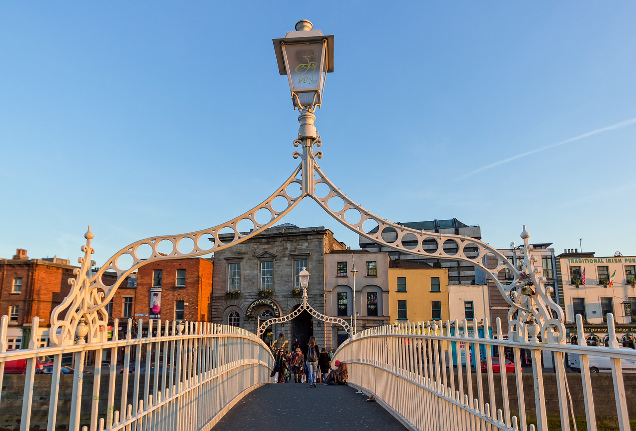 What's to see and do in Dublin on a Hen or Stag party? Last Night of Freedom check out the coolest bars | Travel Guide | Ireland | Elle Blonde Luxury Lifestyle Destination Blog