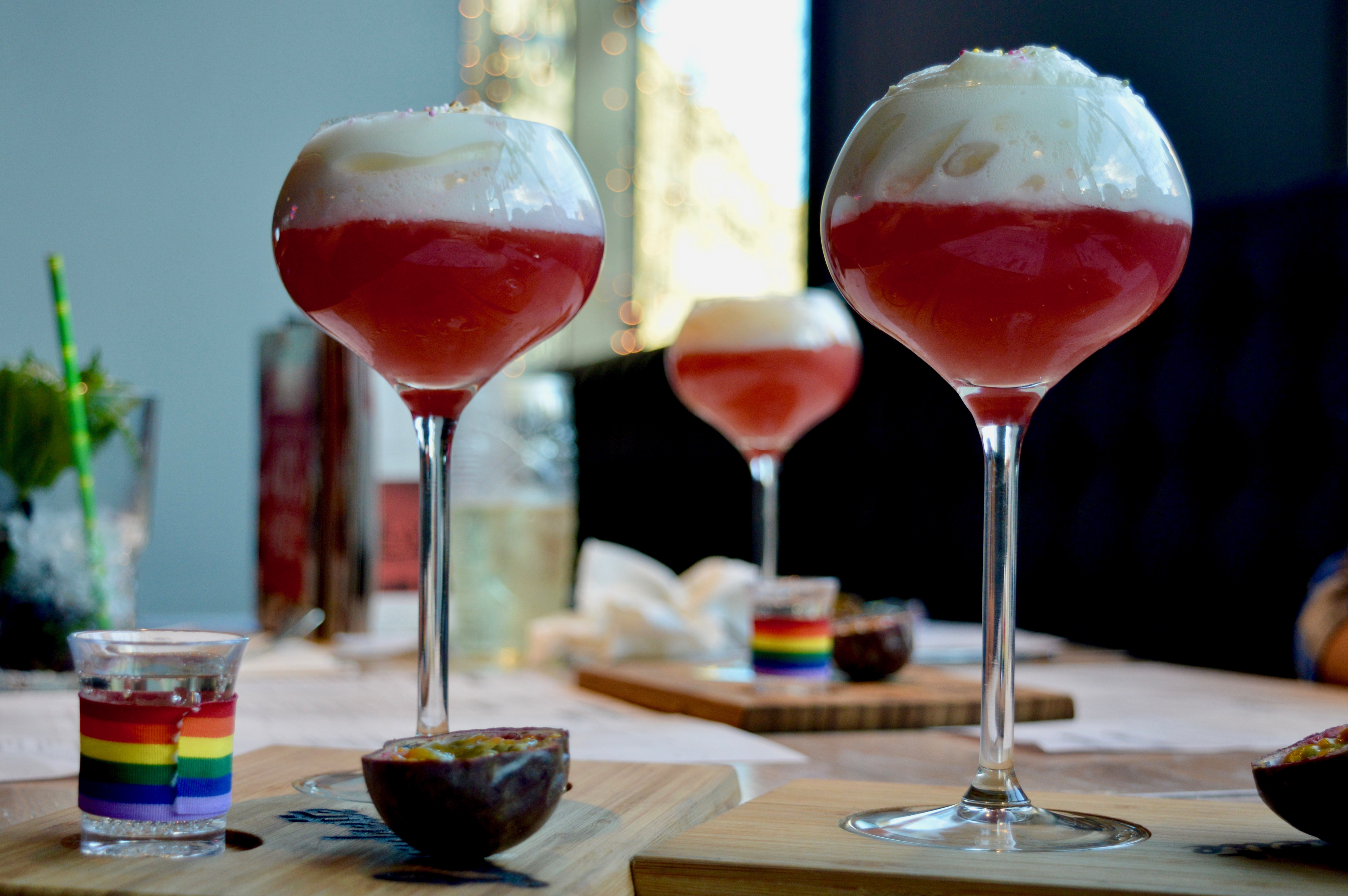 The Laundrette Newcastle Summer Menu Launch & Pride Cocktails | Food Review | Where to eat in Newcastle | Elle Blonde Luxury Lifestyle Destination Blog
